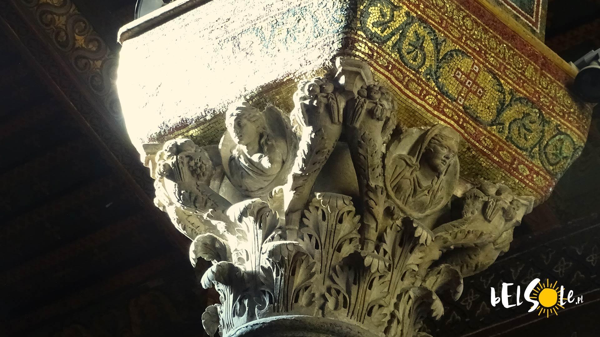 Kolumna Monreale Duomo