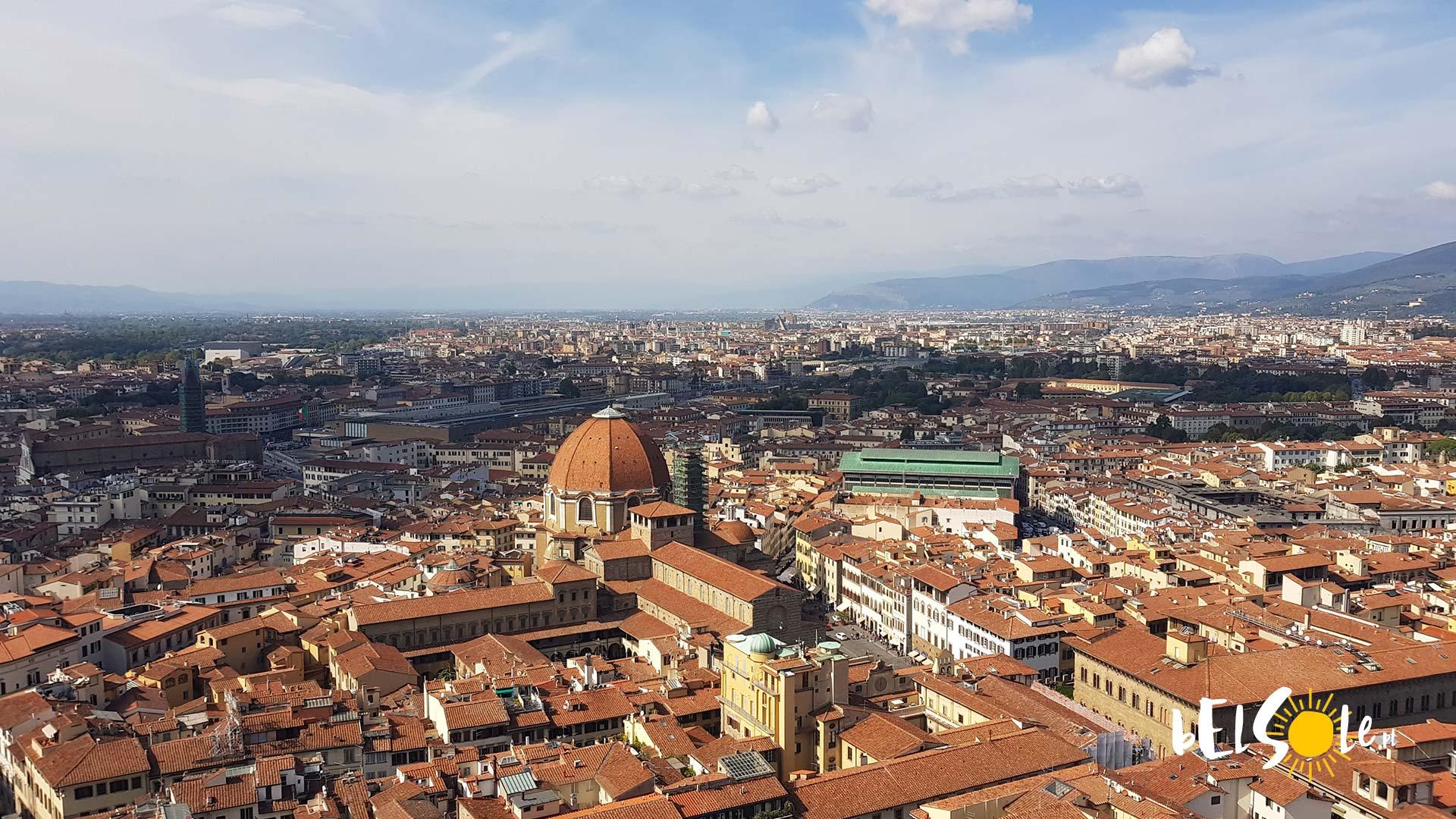 Ulice Florencji