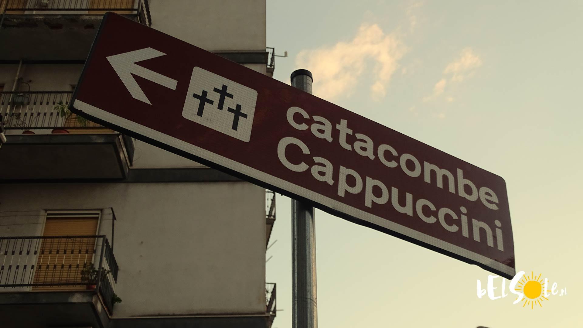Katakumby Kapucynów w Palermo
