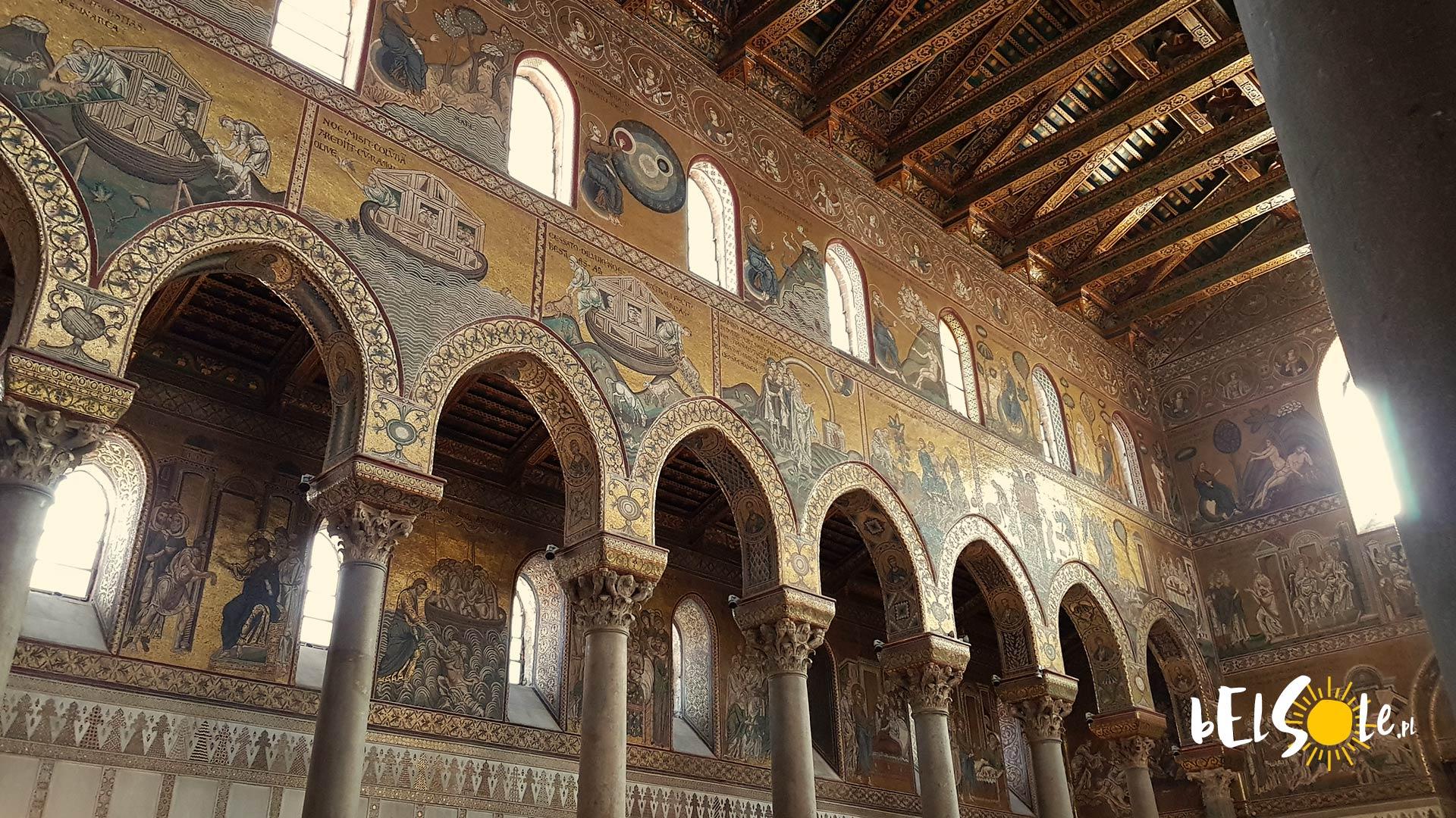 Katedra Monreale zwiedzanie