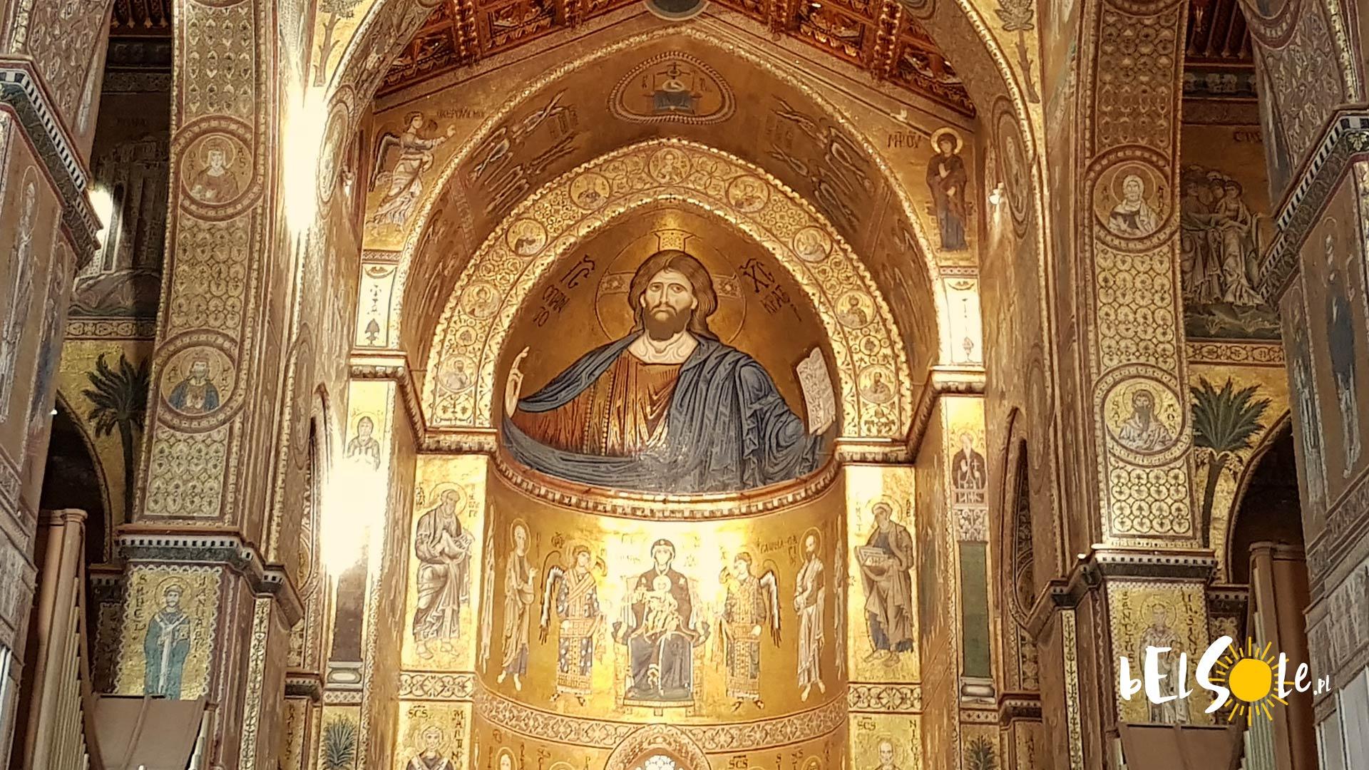 Zwiedzanie Katedry w Monreale