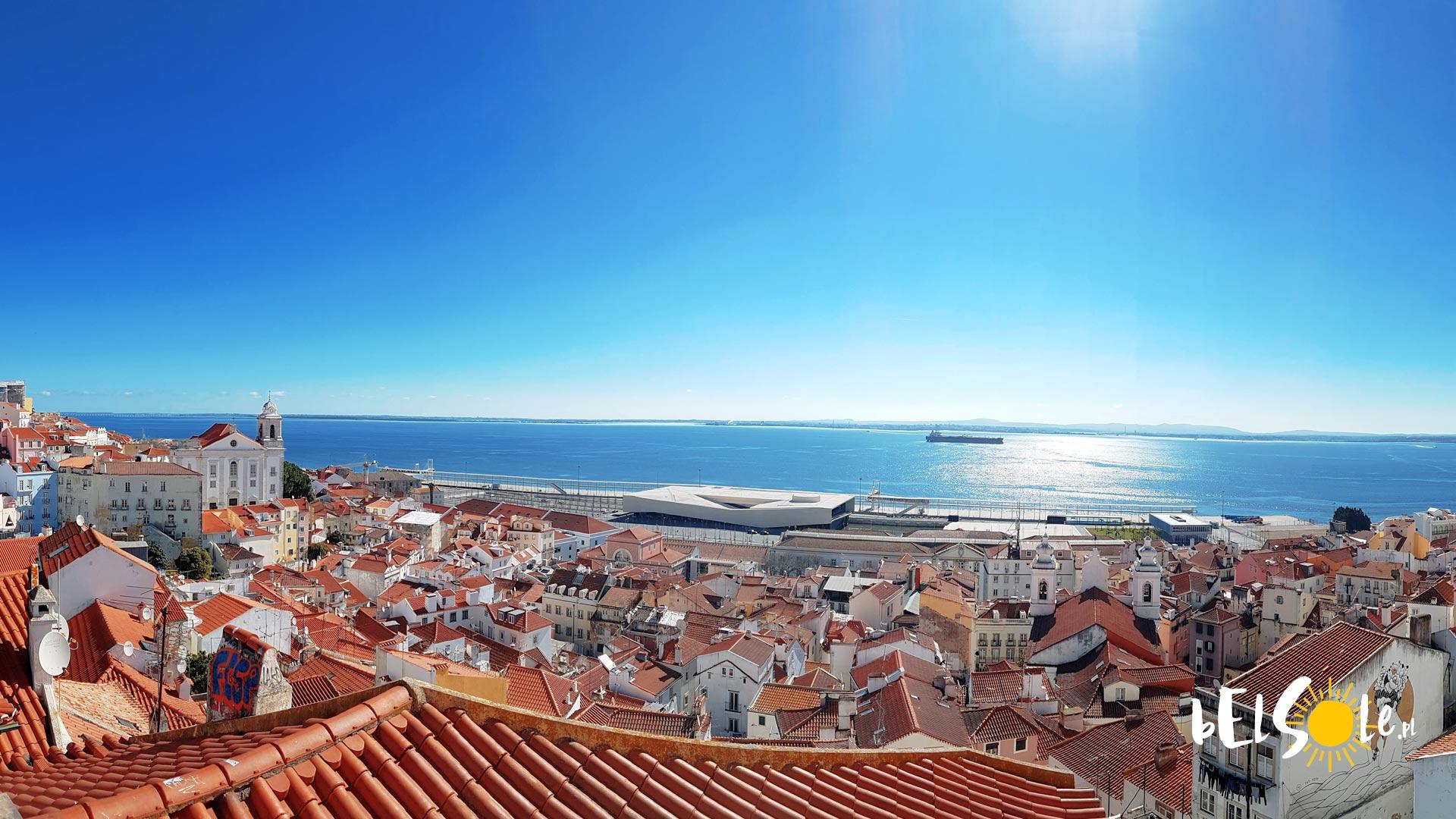 Bezpieczeństwo w Lizbonie