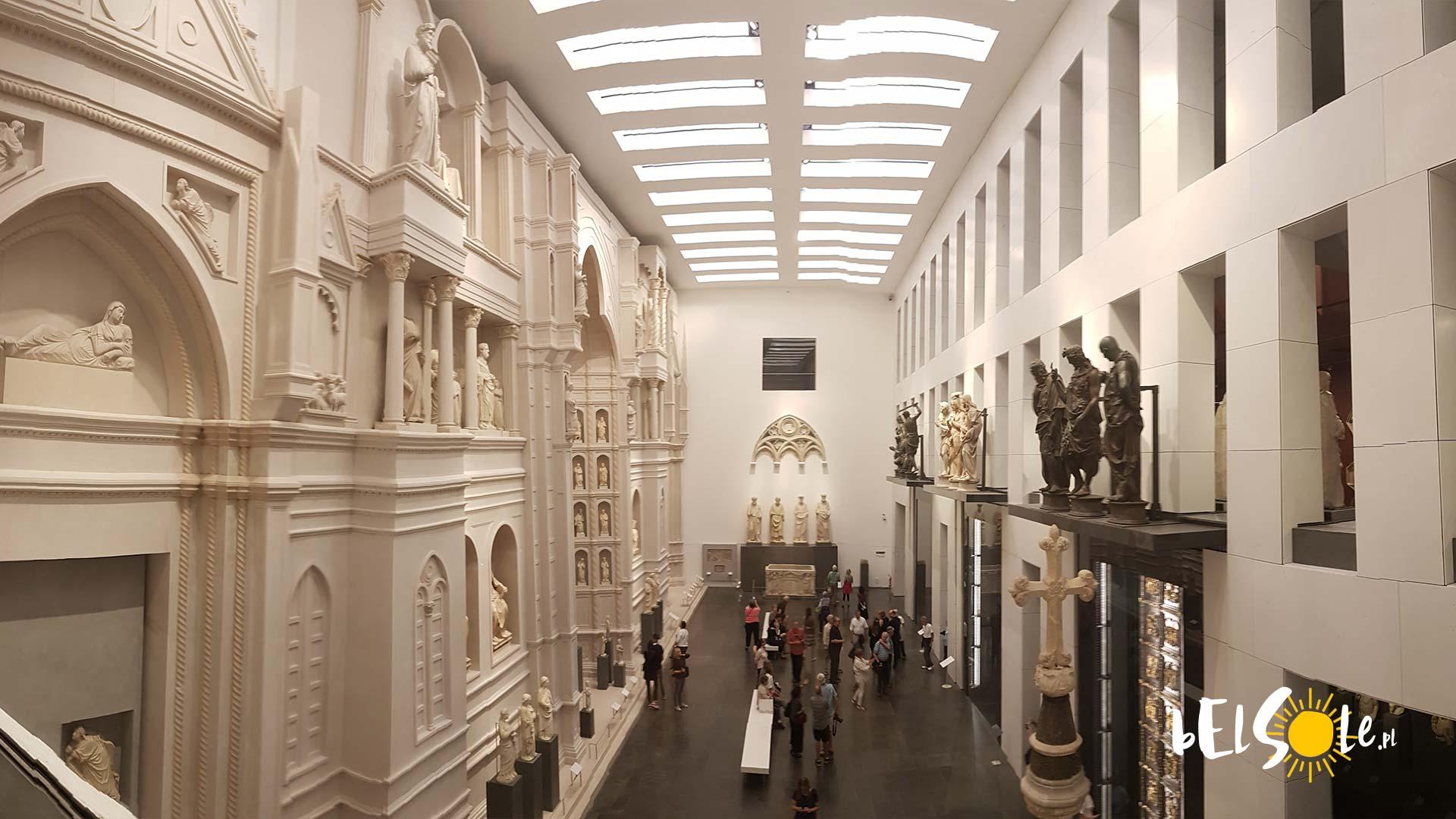 Muzeum Duomo Florencja