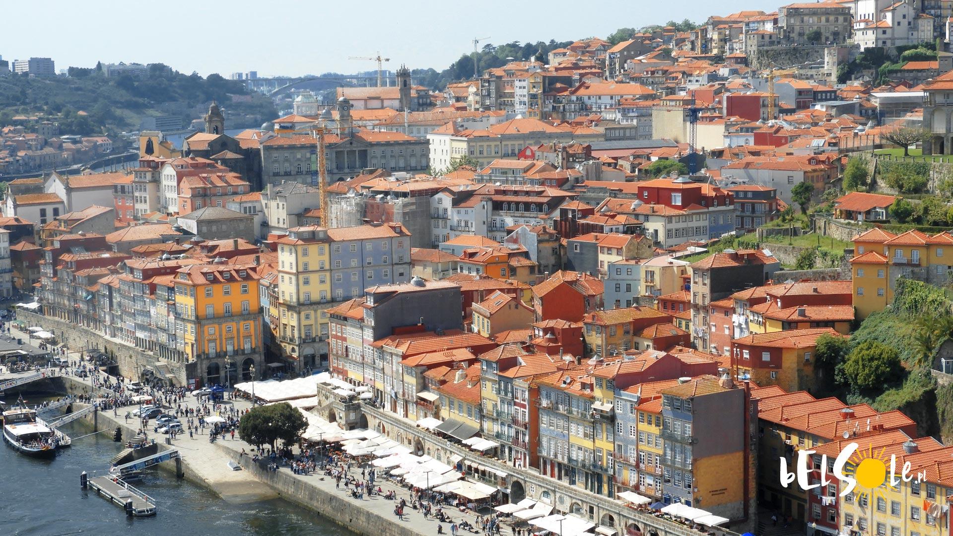 Punkty widokowe w Porto