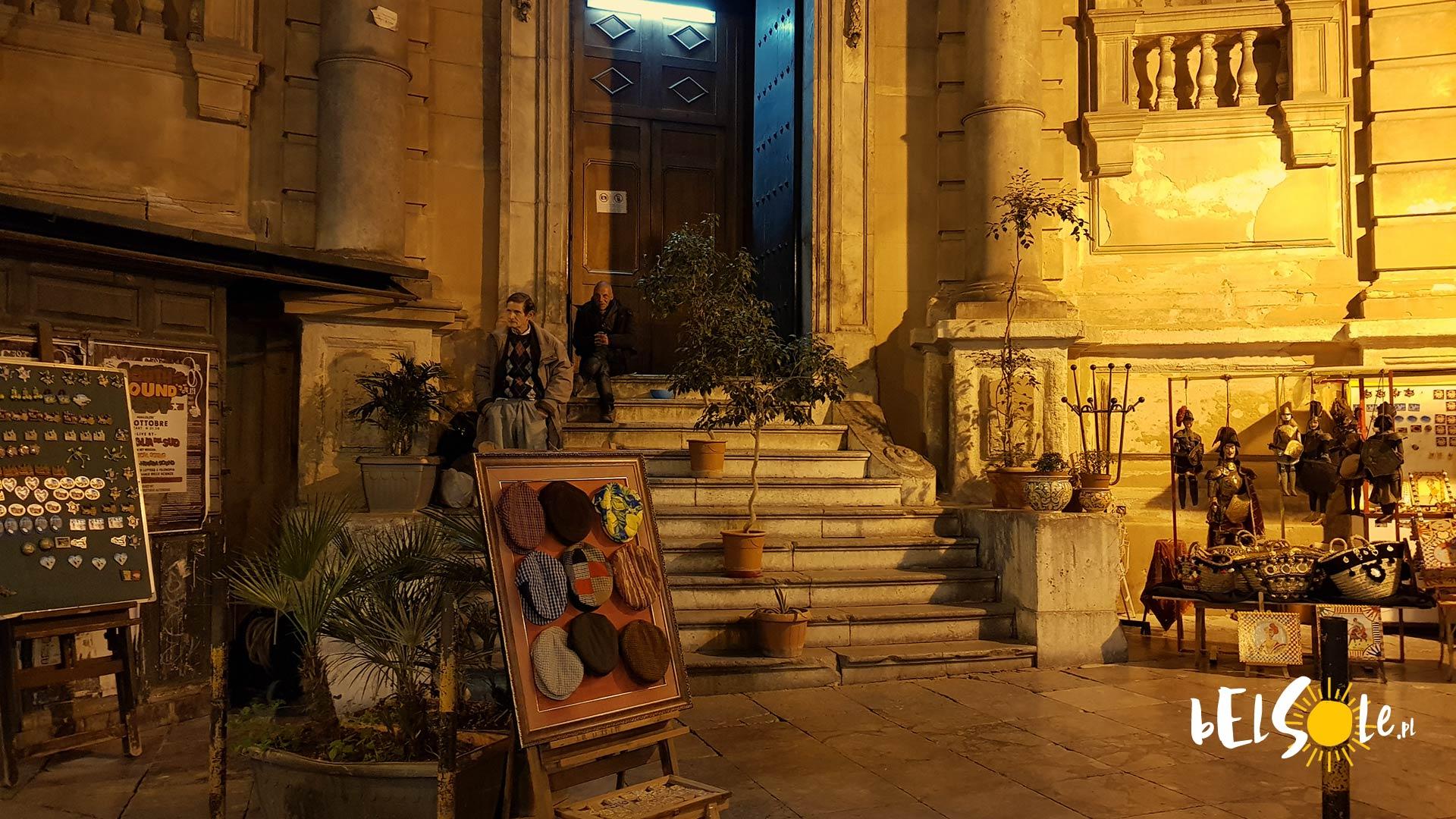 Zwiedzanie Palermo