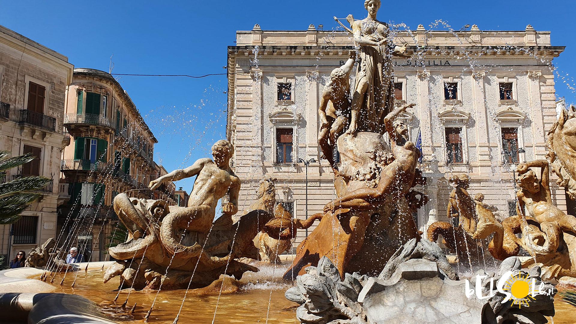 Woda na Sycylii