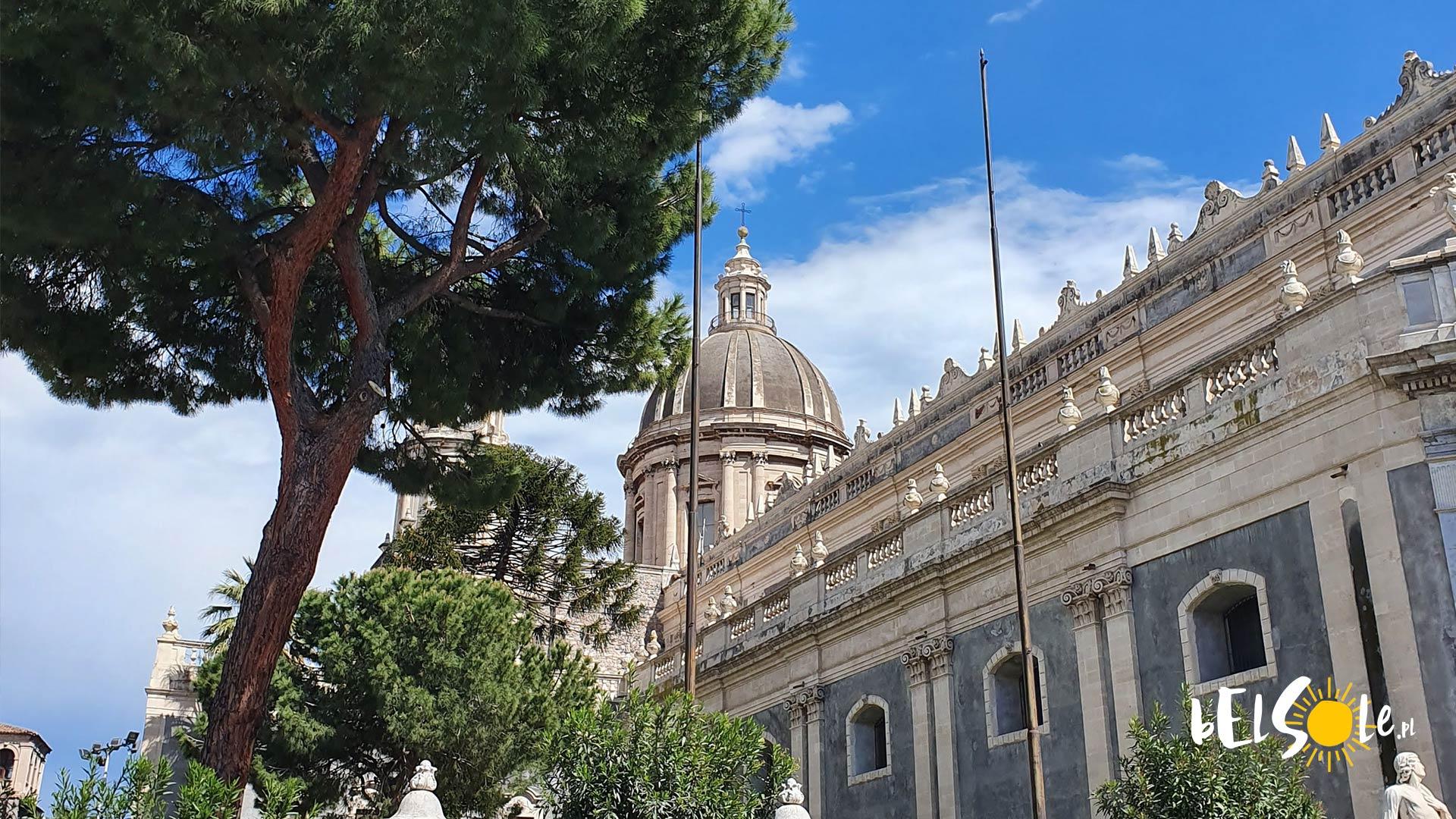 Katedra św Agaty w Katanii