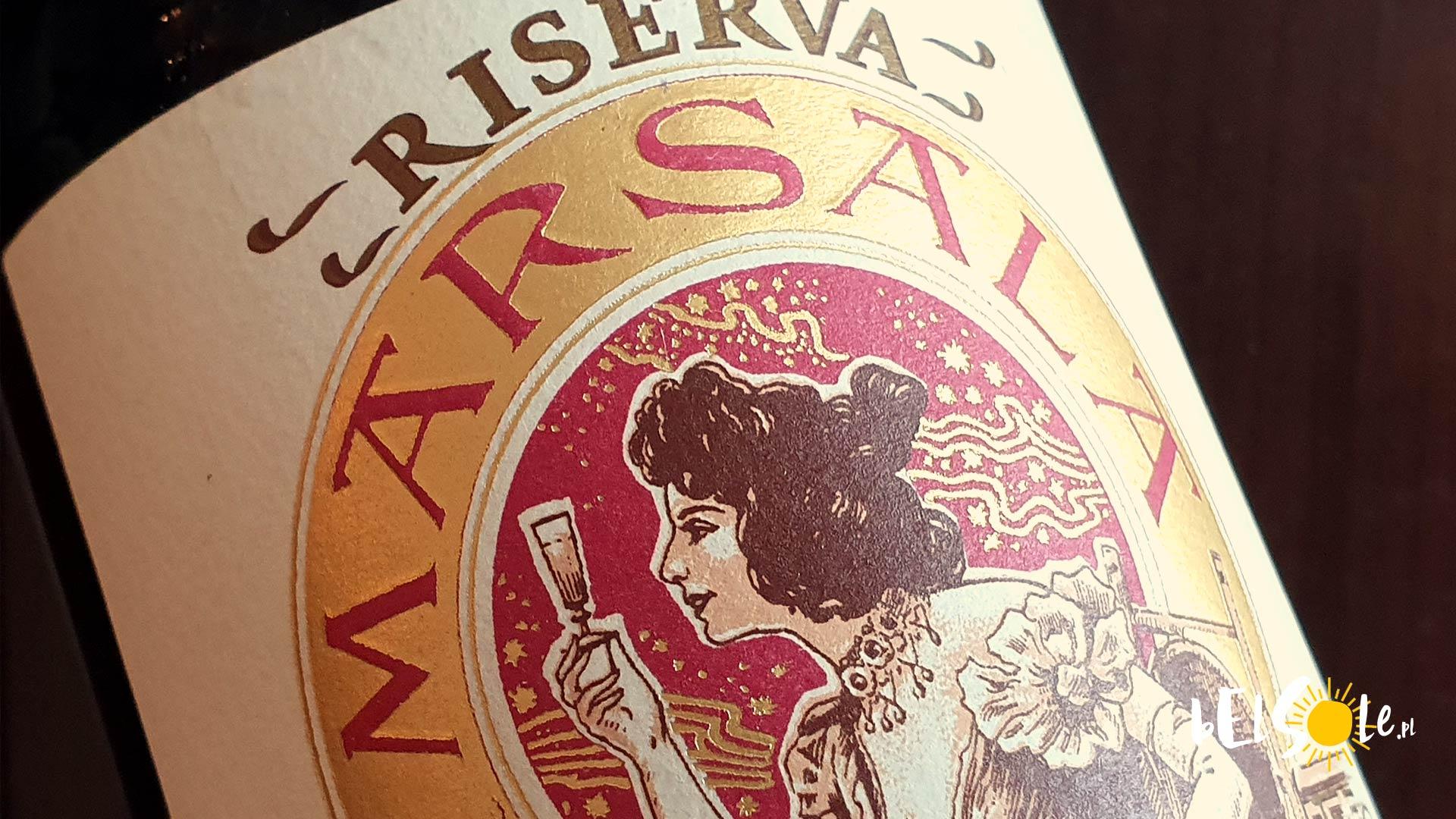 Marsala Wino