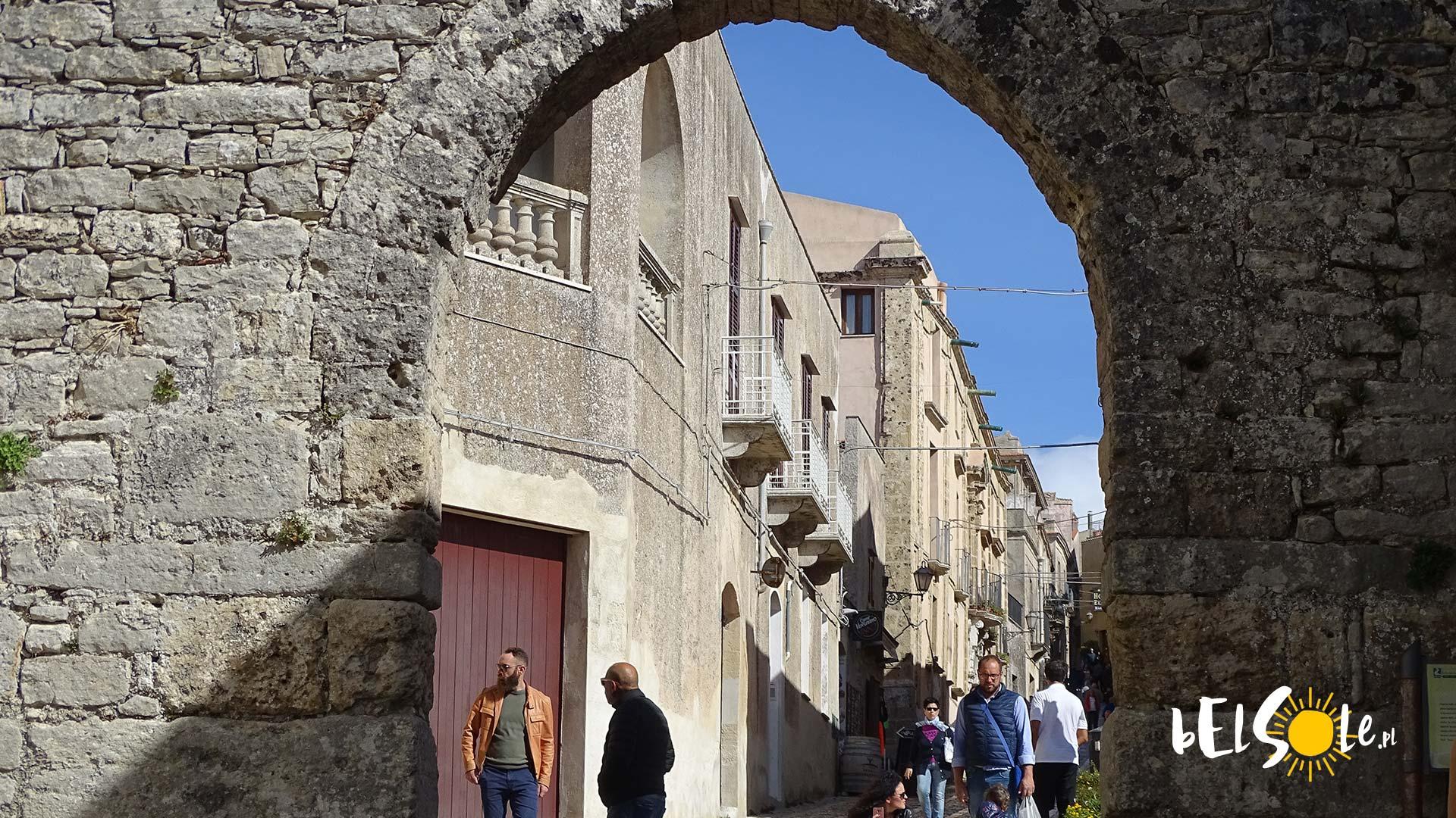 Porta Trapani Erice