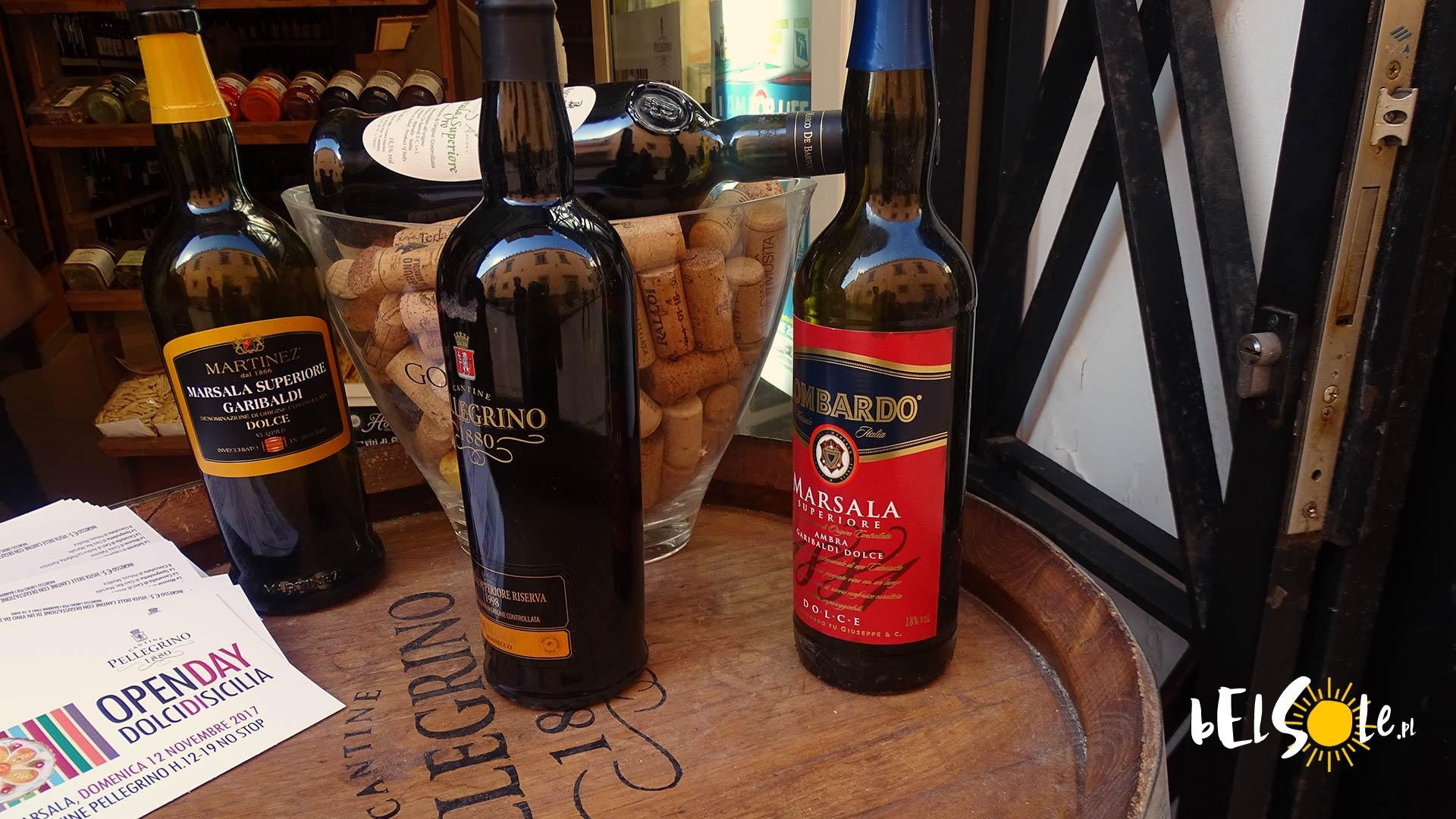 Wino Marsala