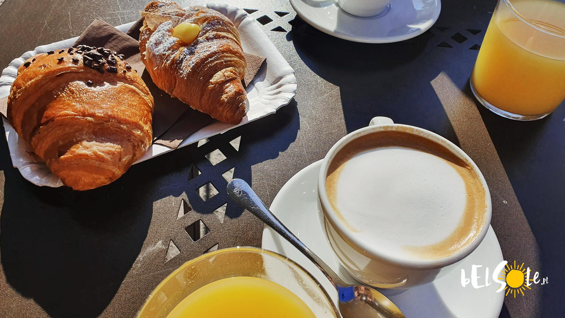 Croissant Lecco