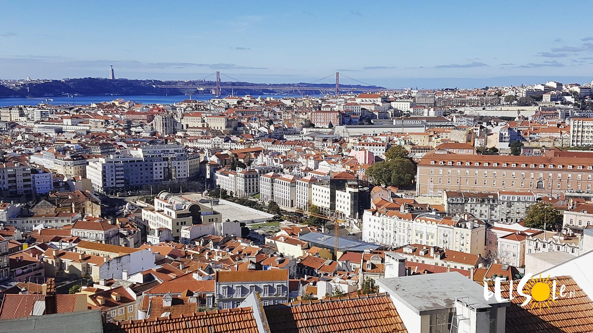 Lizbona w marcu