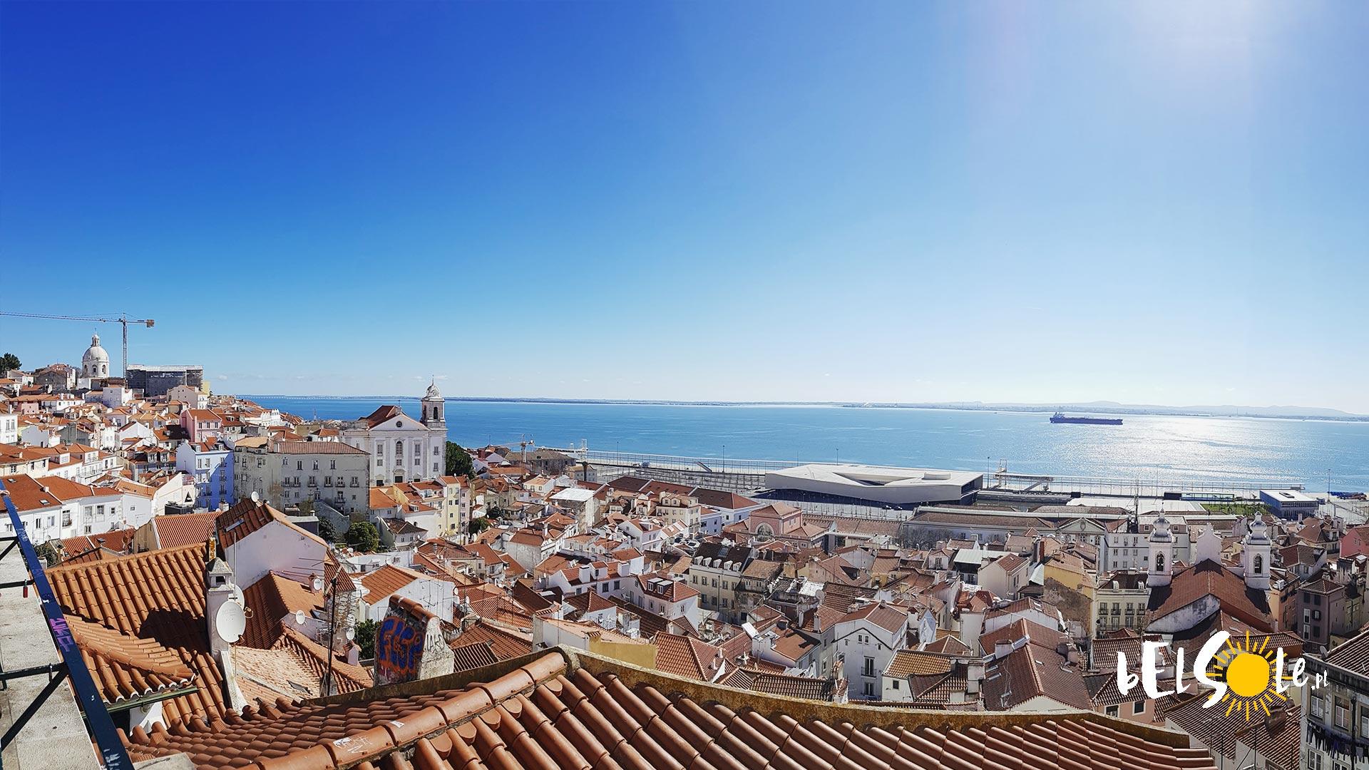 Lizbona Zima