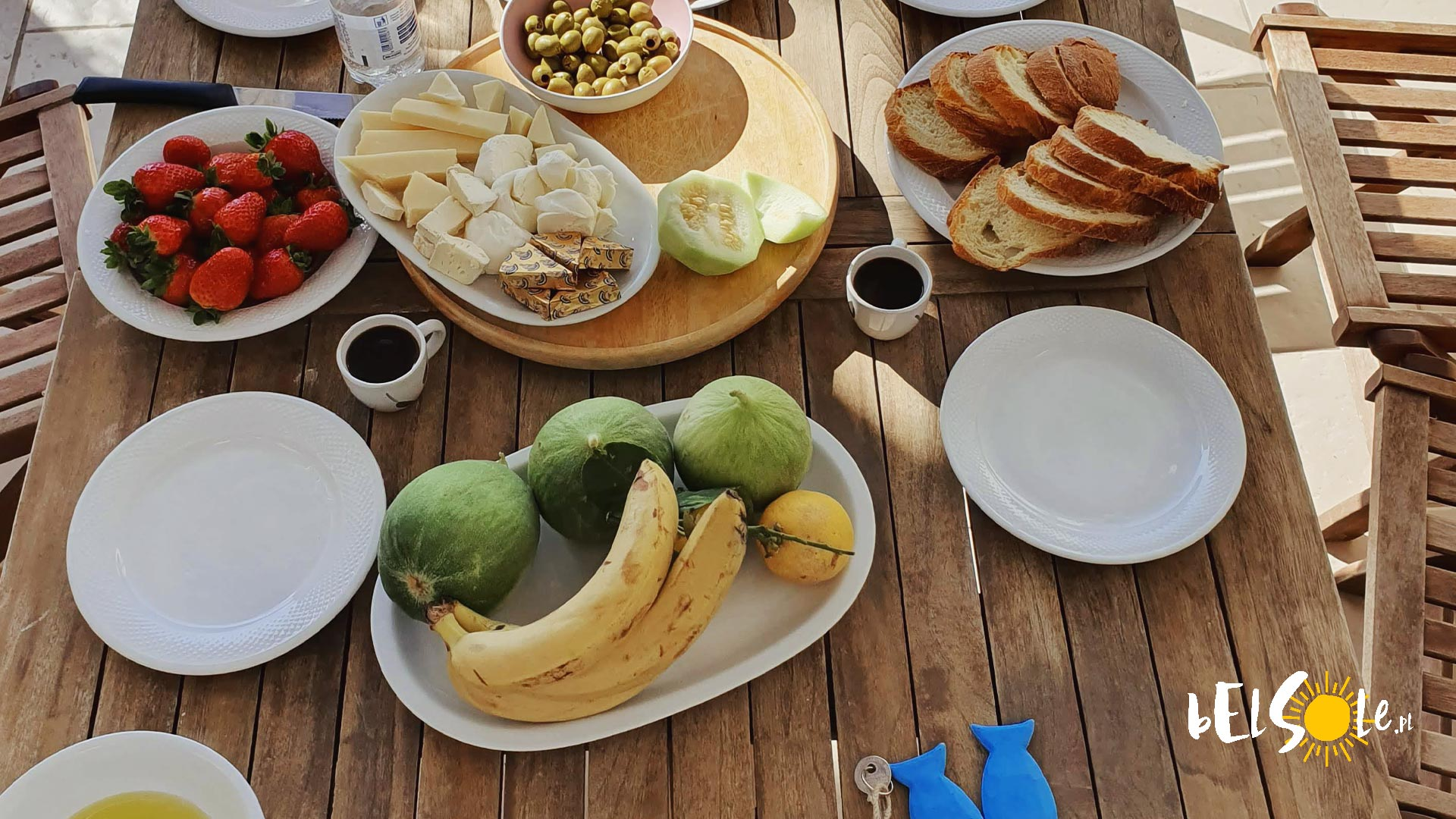 śniadanie włochy