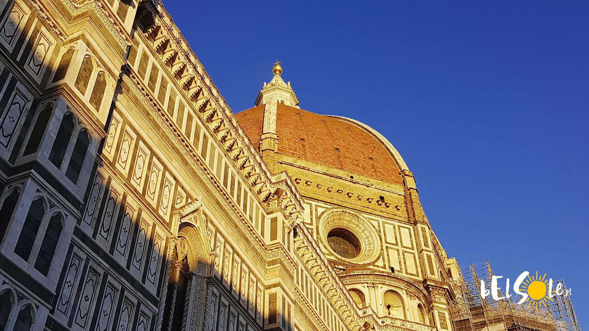Florencja w zimie