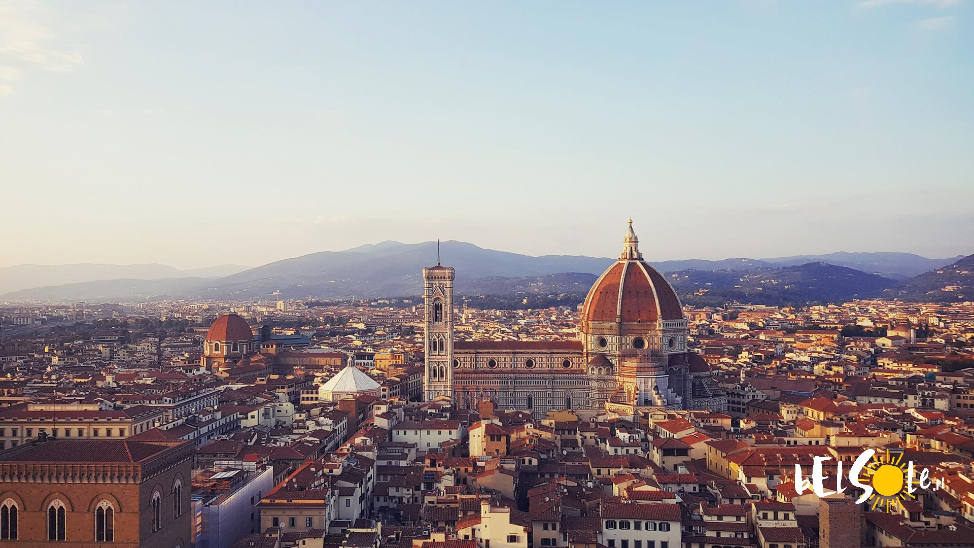 Florencja Listopad