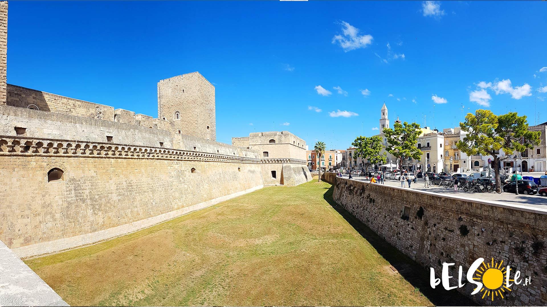 Castello Normano Svevo w Bari