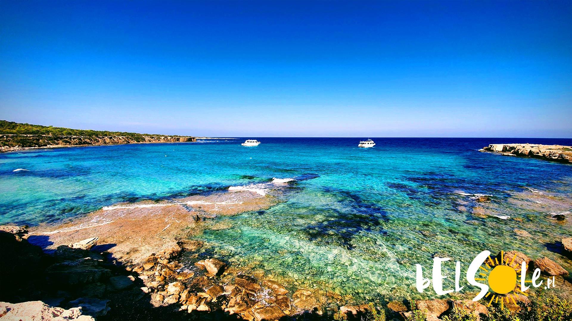 cypr plaże