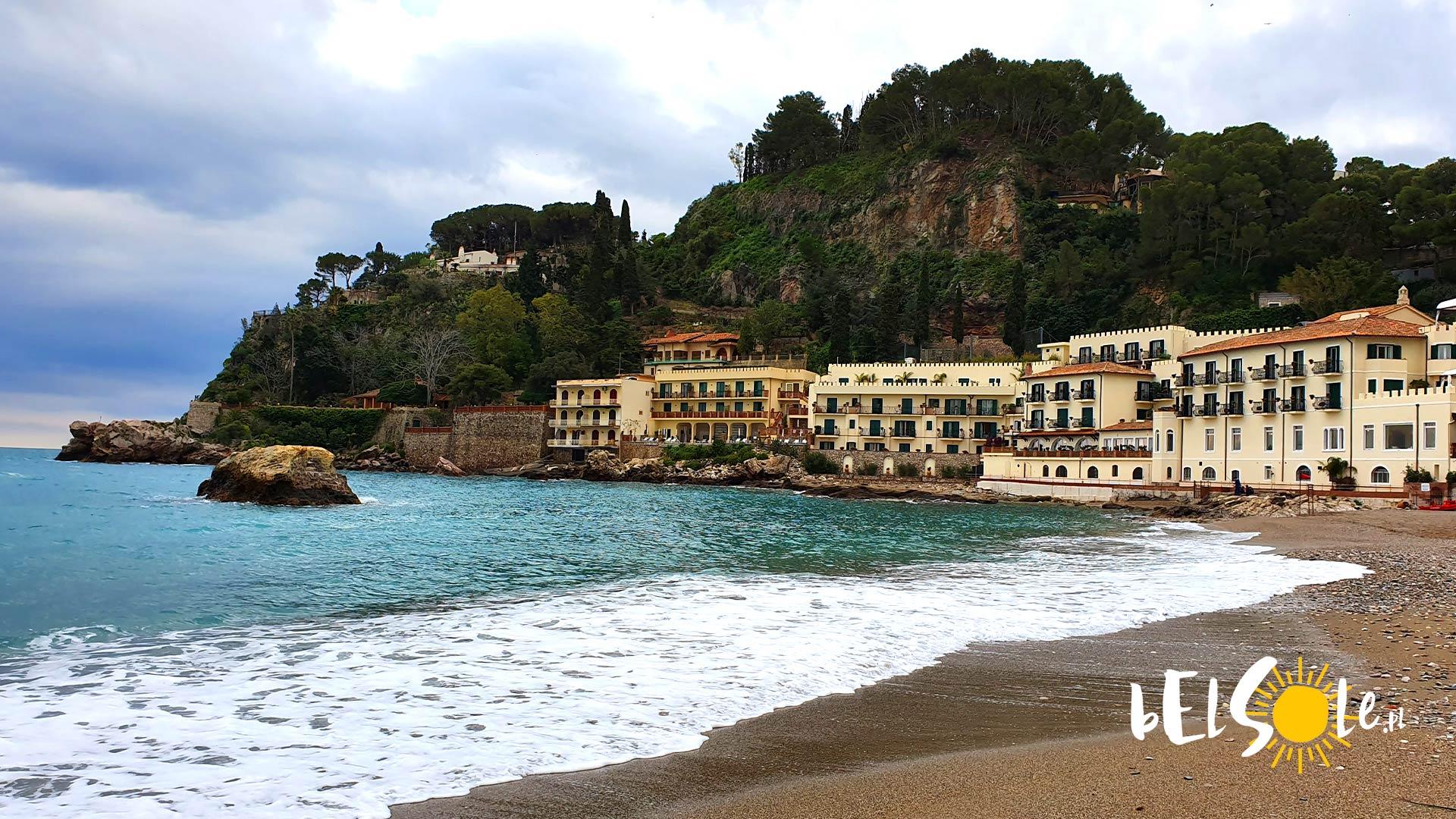 Plaża Mazzaro