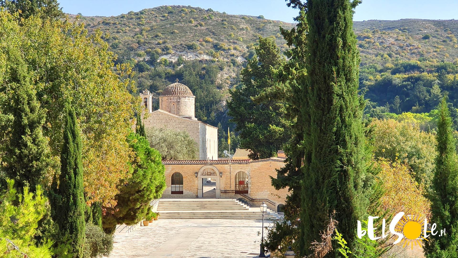 monasterium paphos