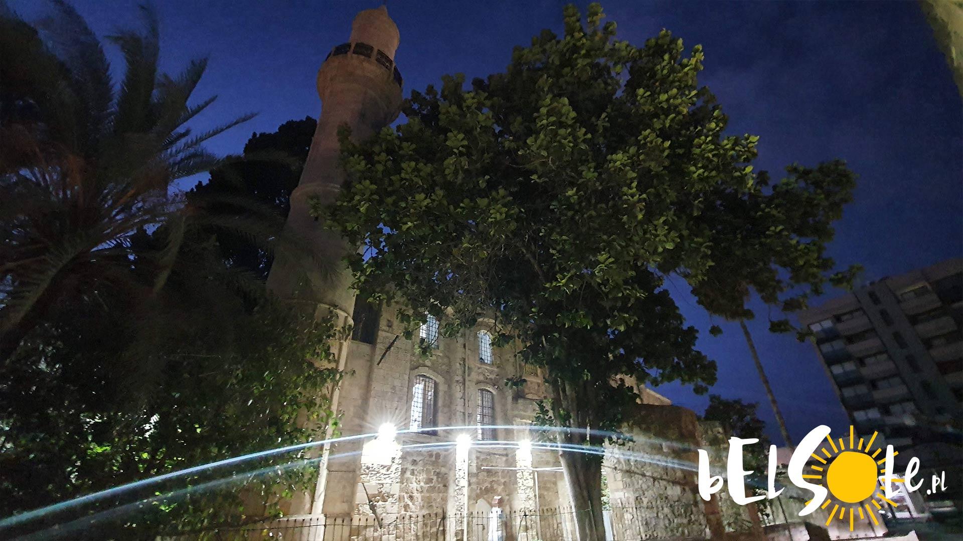 meczet w larnace