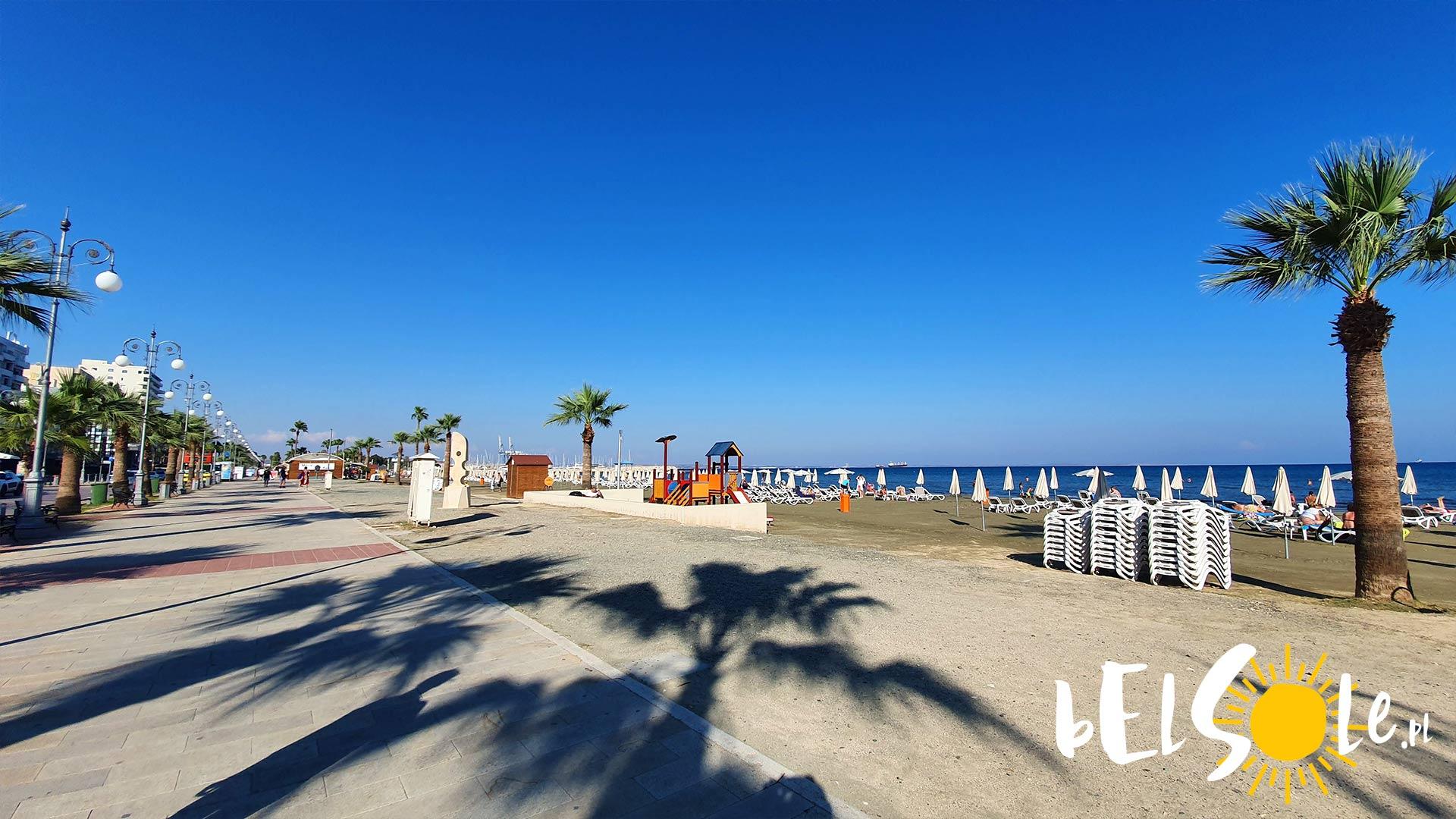 plaża larnaka