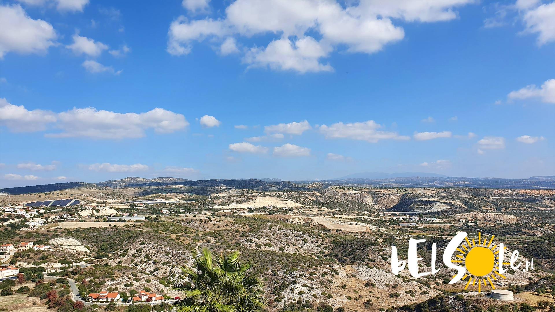 cypr lato pogoda