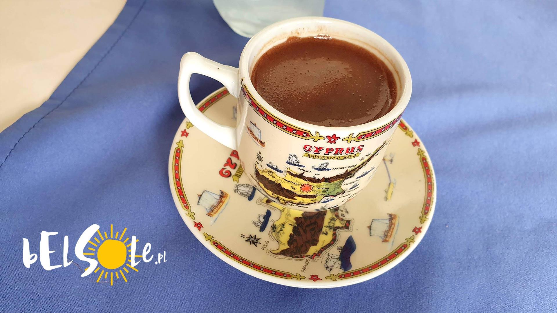 kawa po cypryjsku