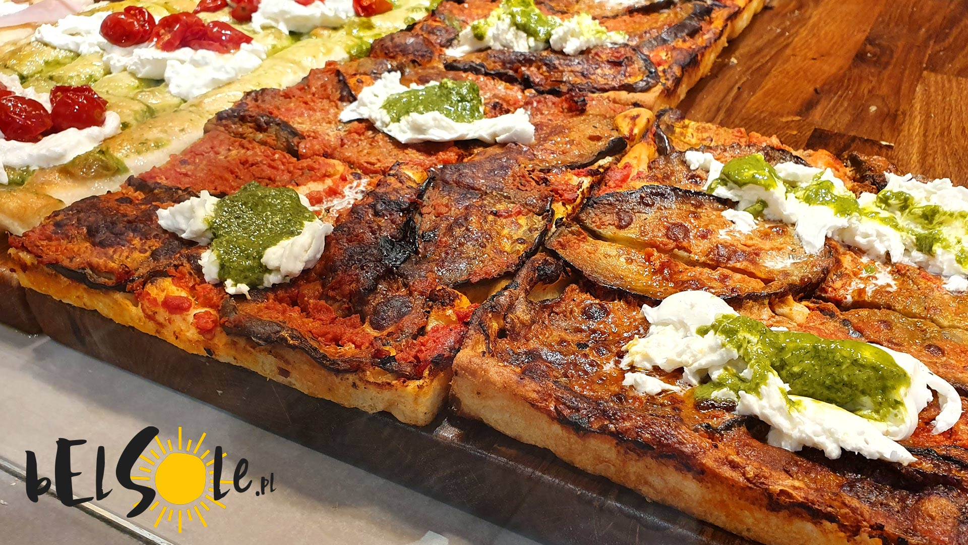 pizza na kawałki