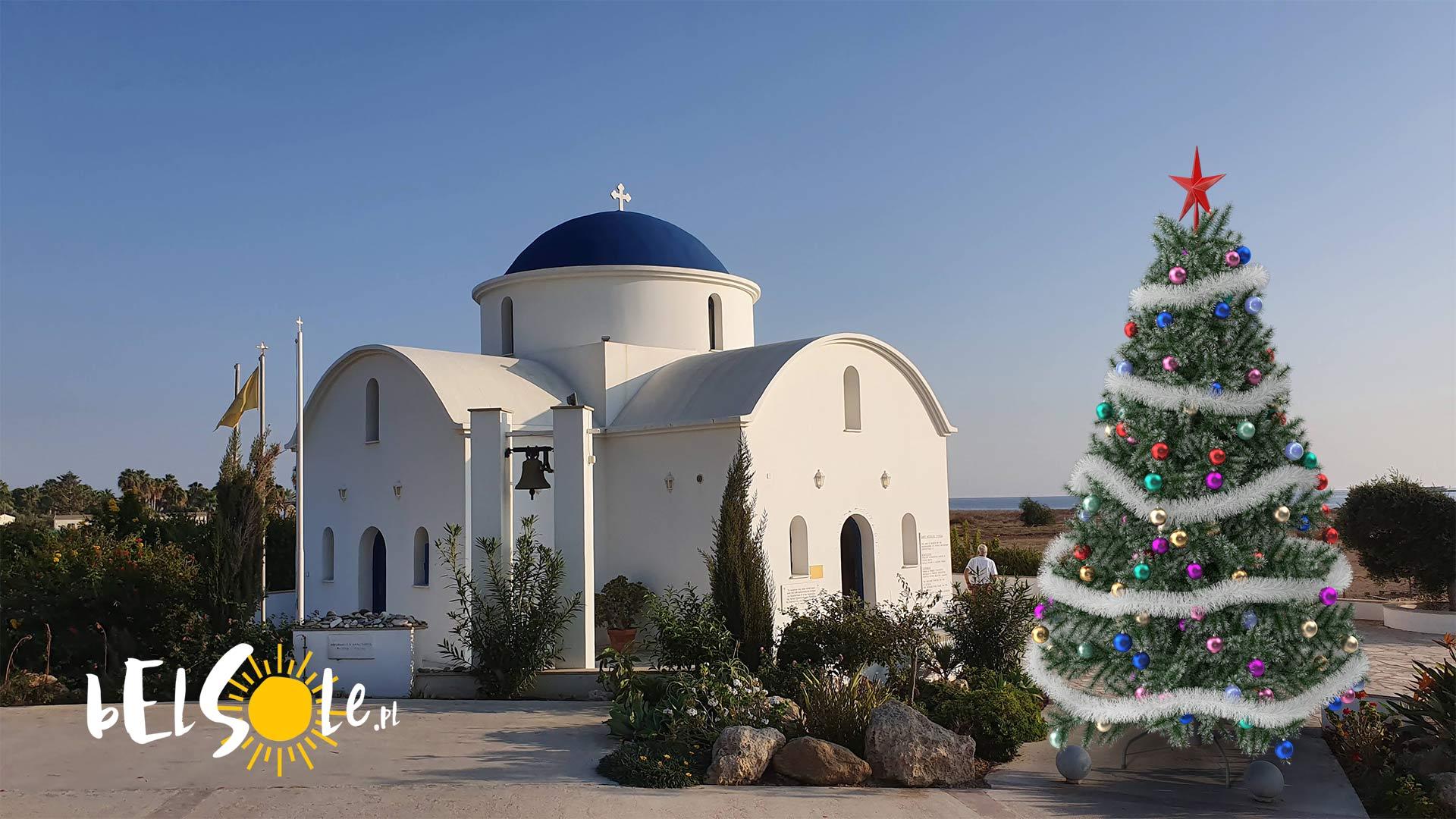boże narodzenie cypr