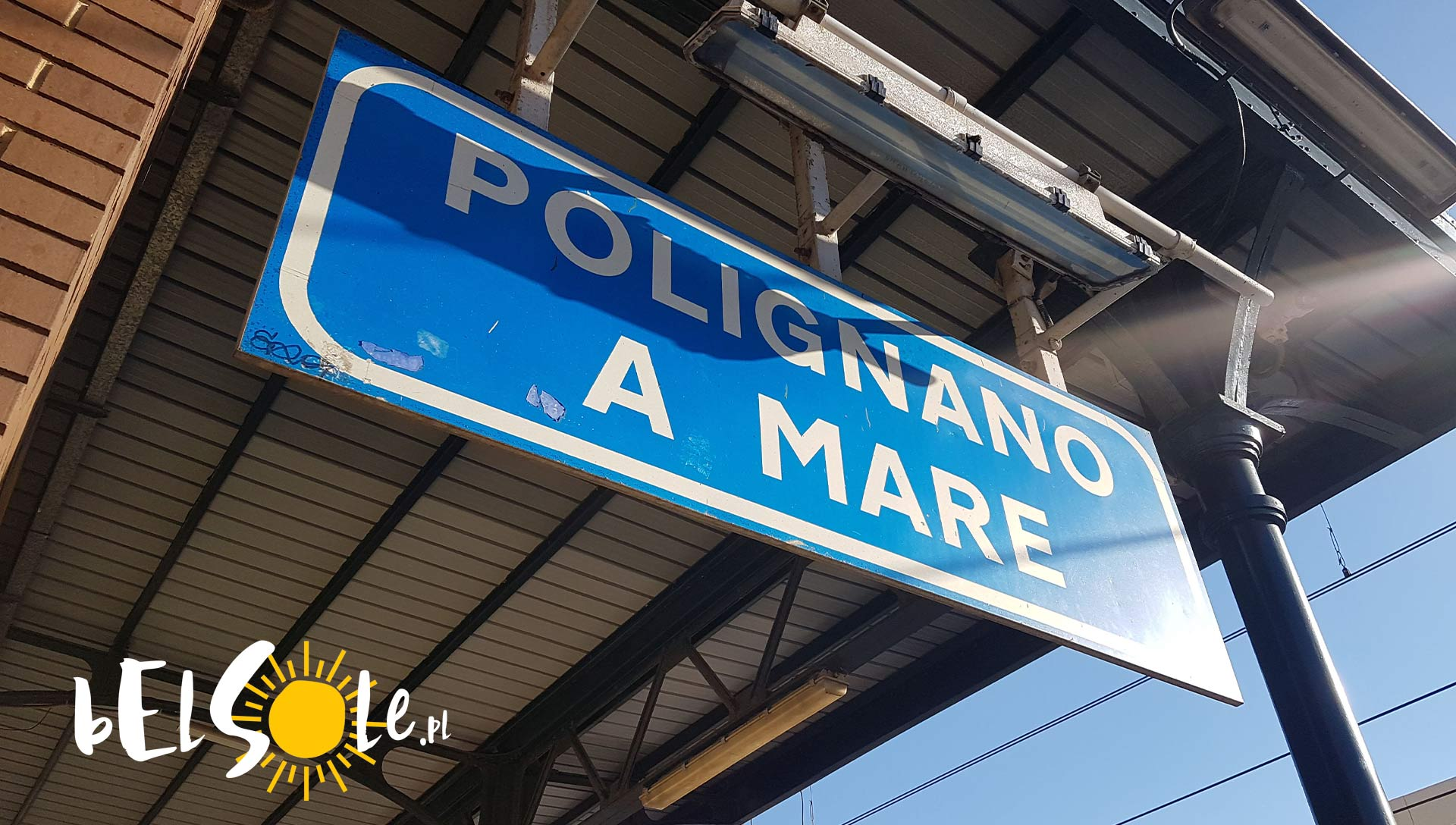 Dojazd do Polignano a Mare