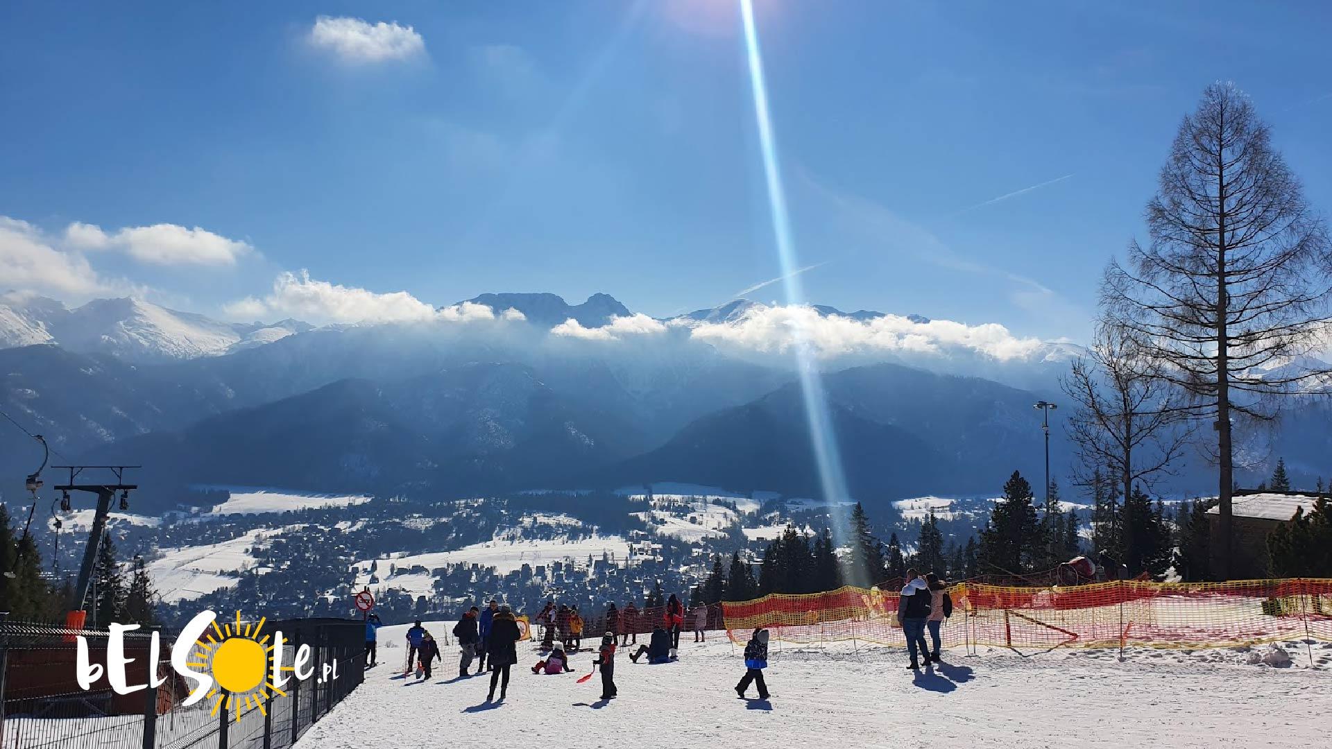 czy można jechać na narty