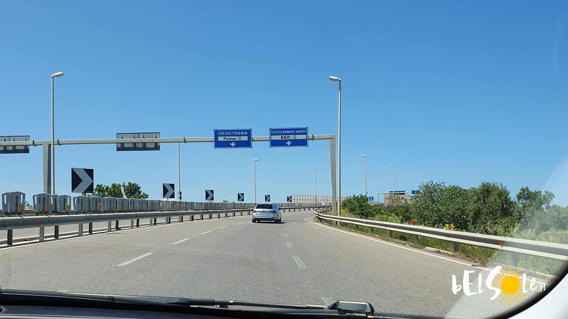 Autostrada Bari