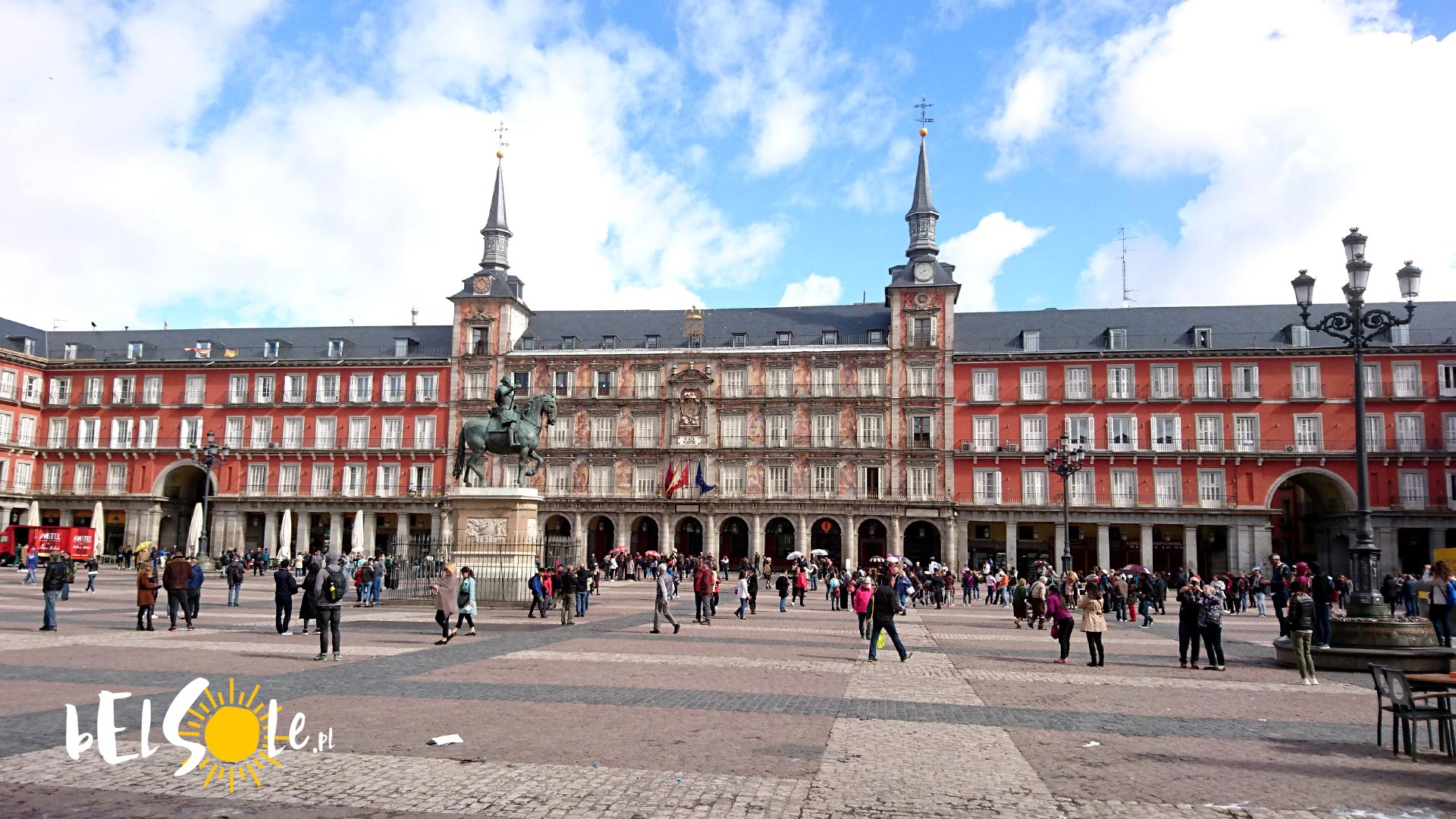 Plaza Mayor Madryt