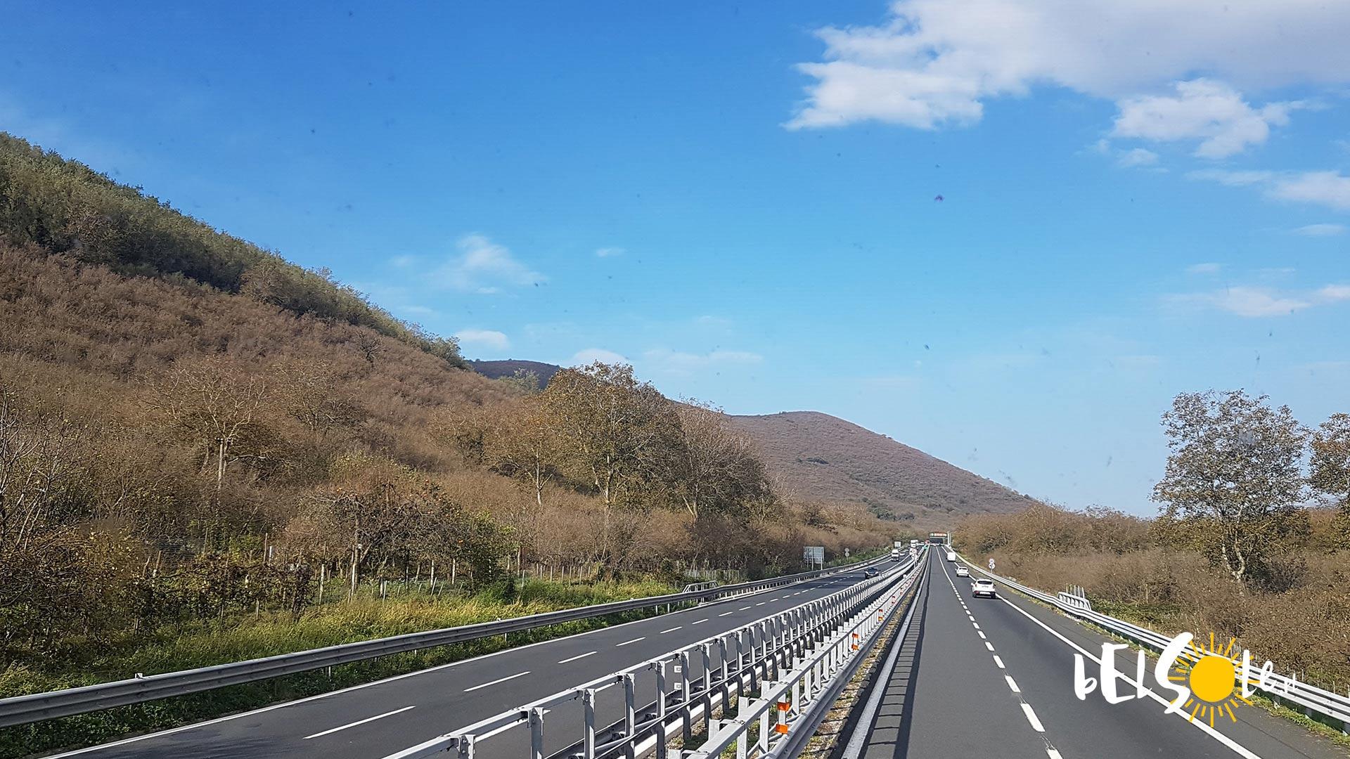 Włochy autostrady