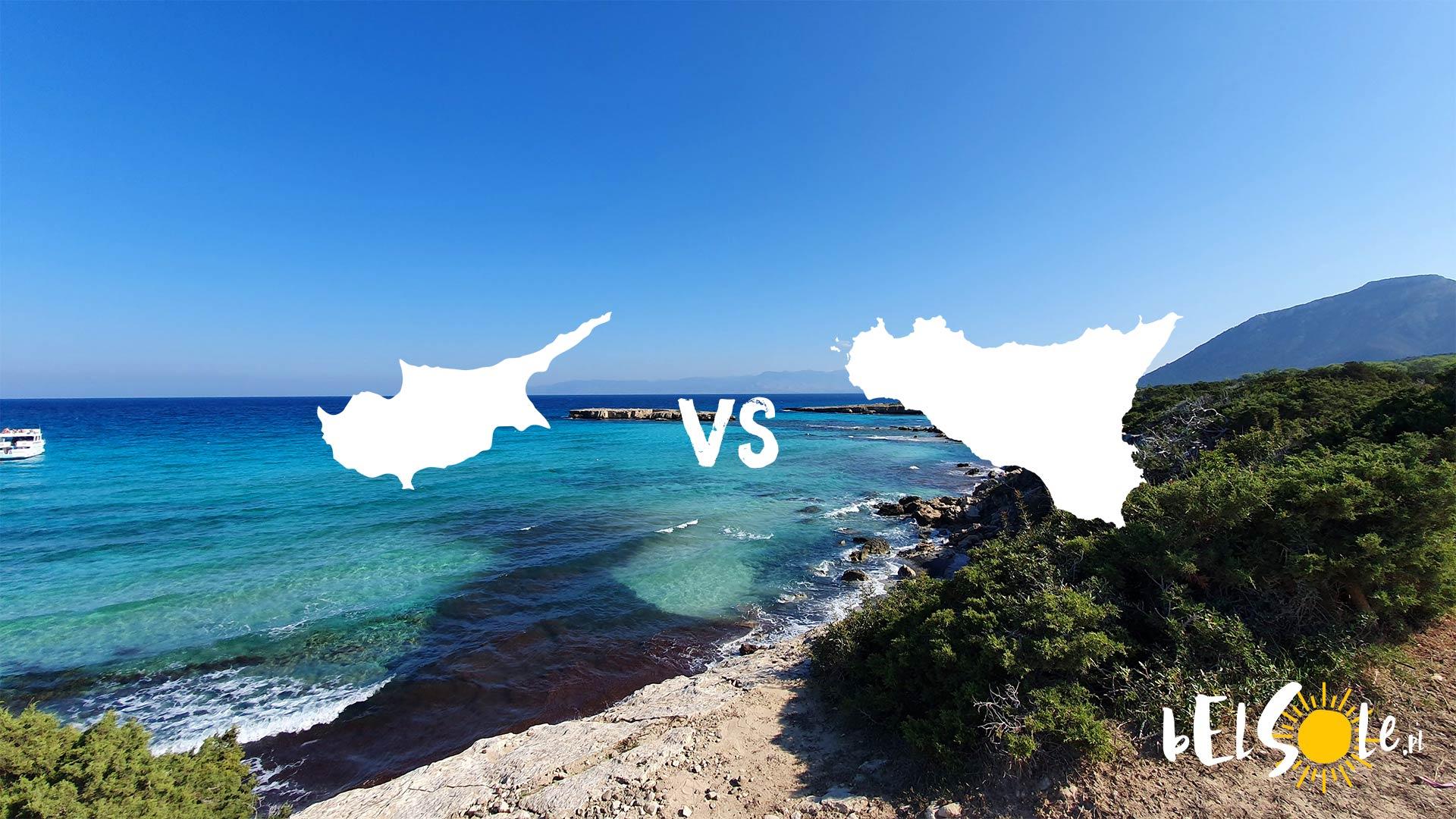 Cypr czy Sycylia
