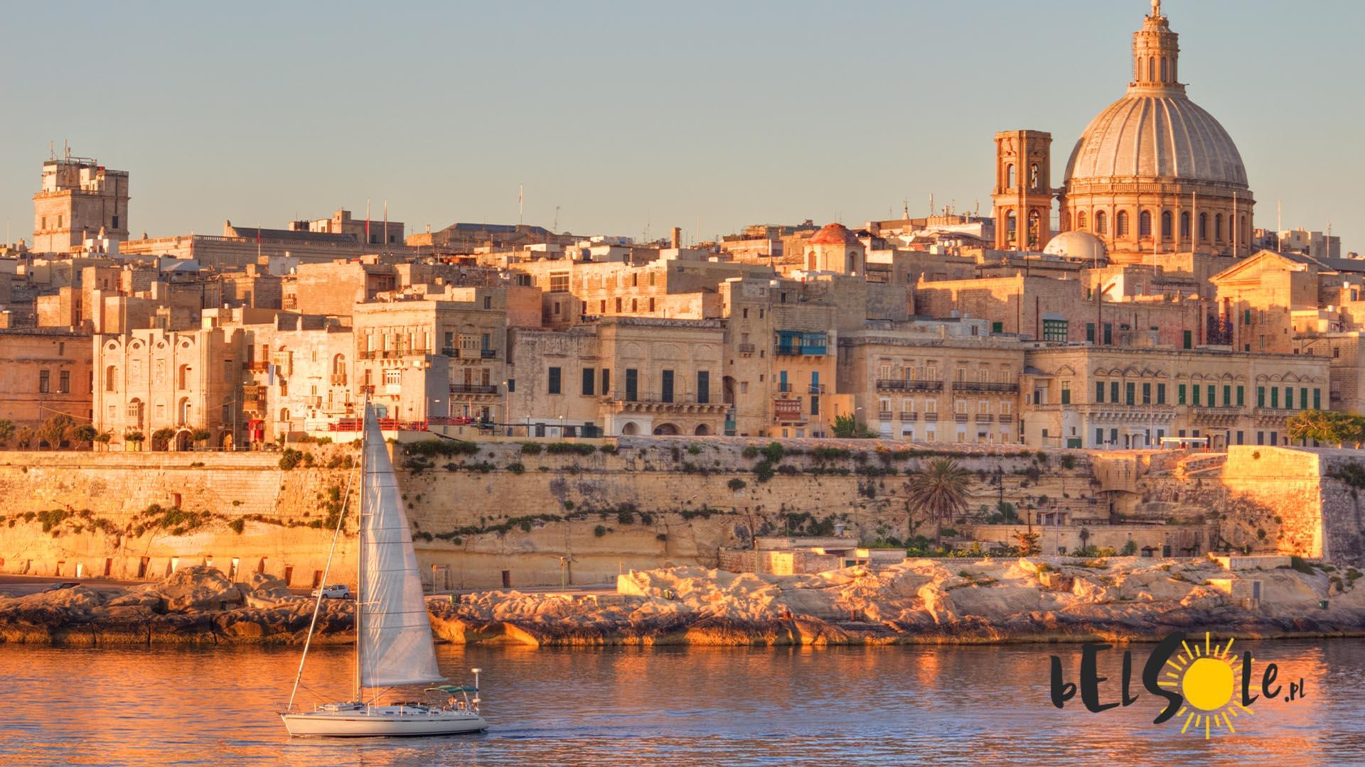 dopłaty do wakacji Malta