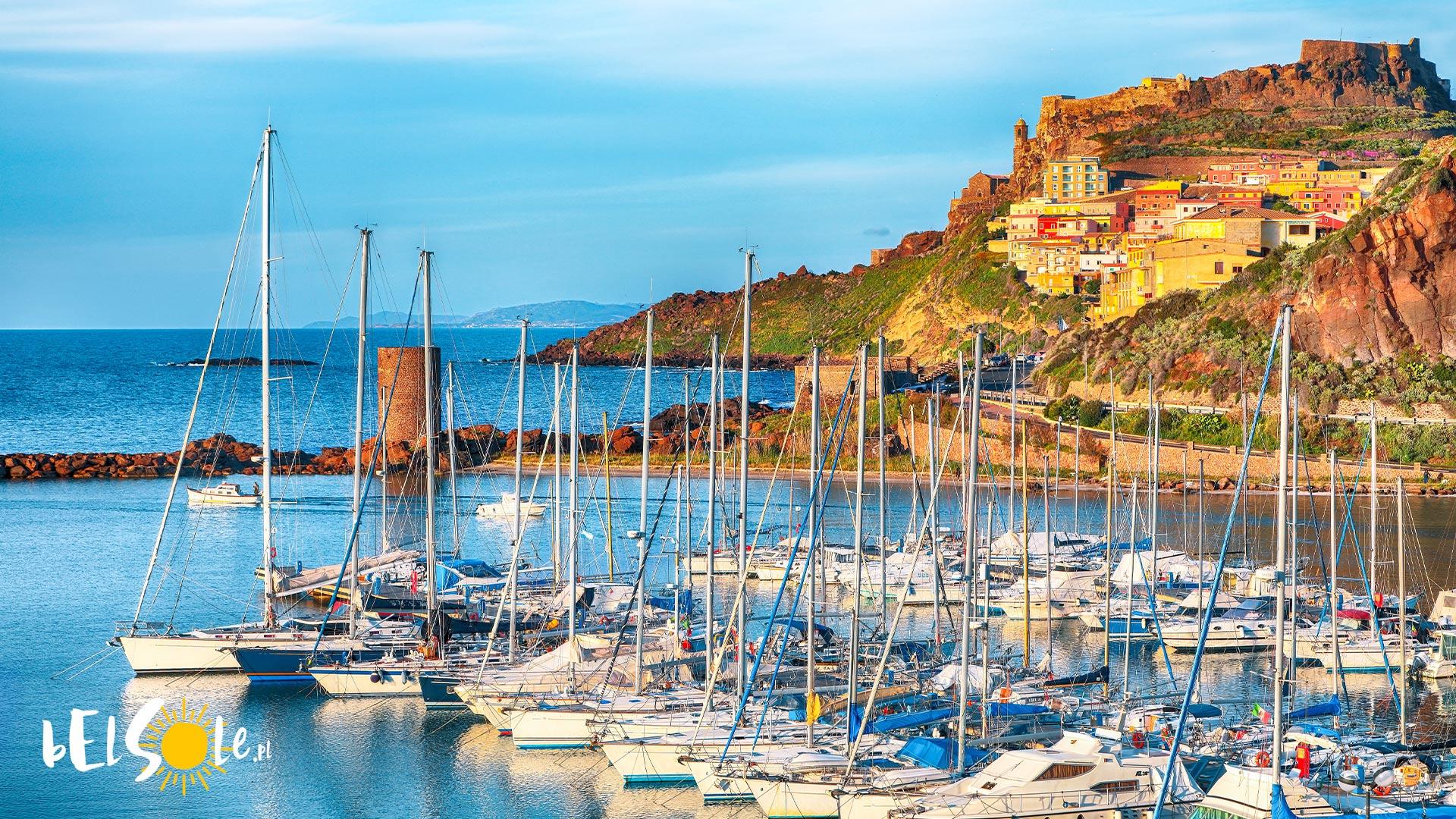 jakie miasto na Sardynii