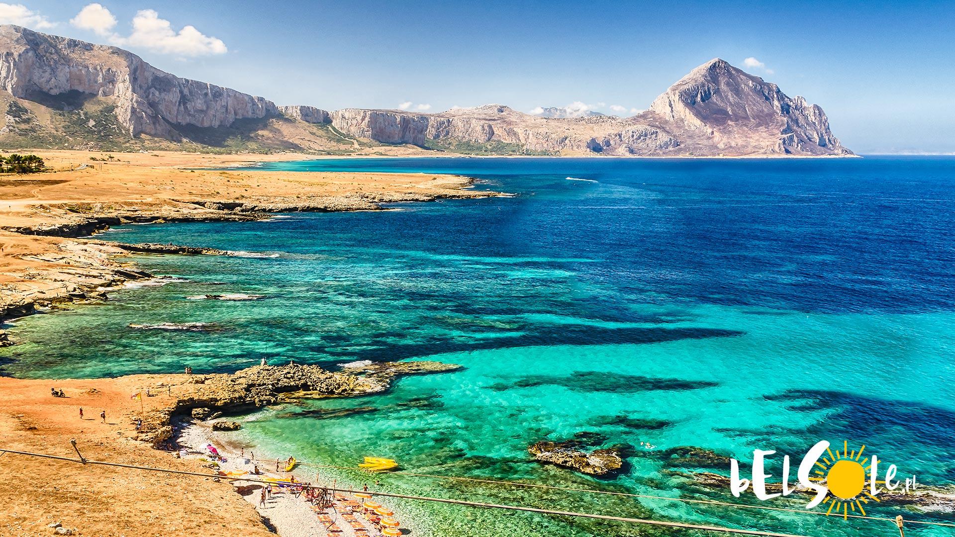 najlepsze plaże na Sycylii