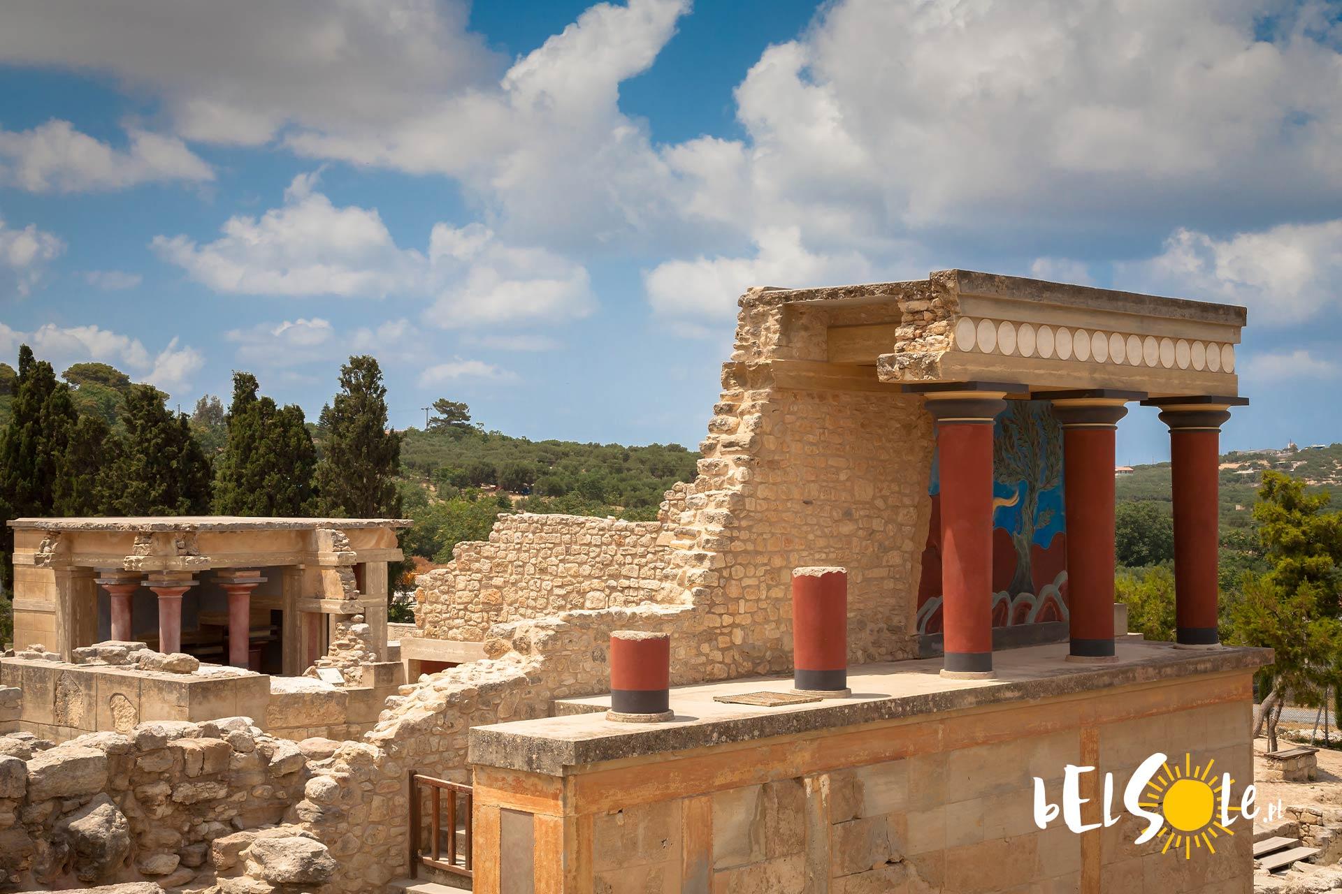pałac Knossos