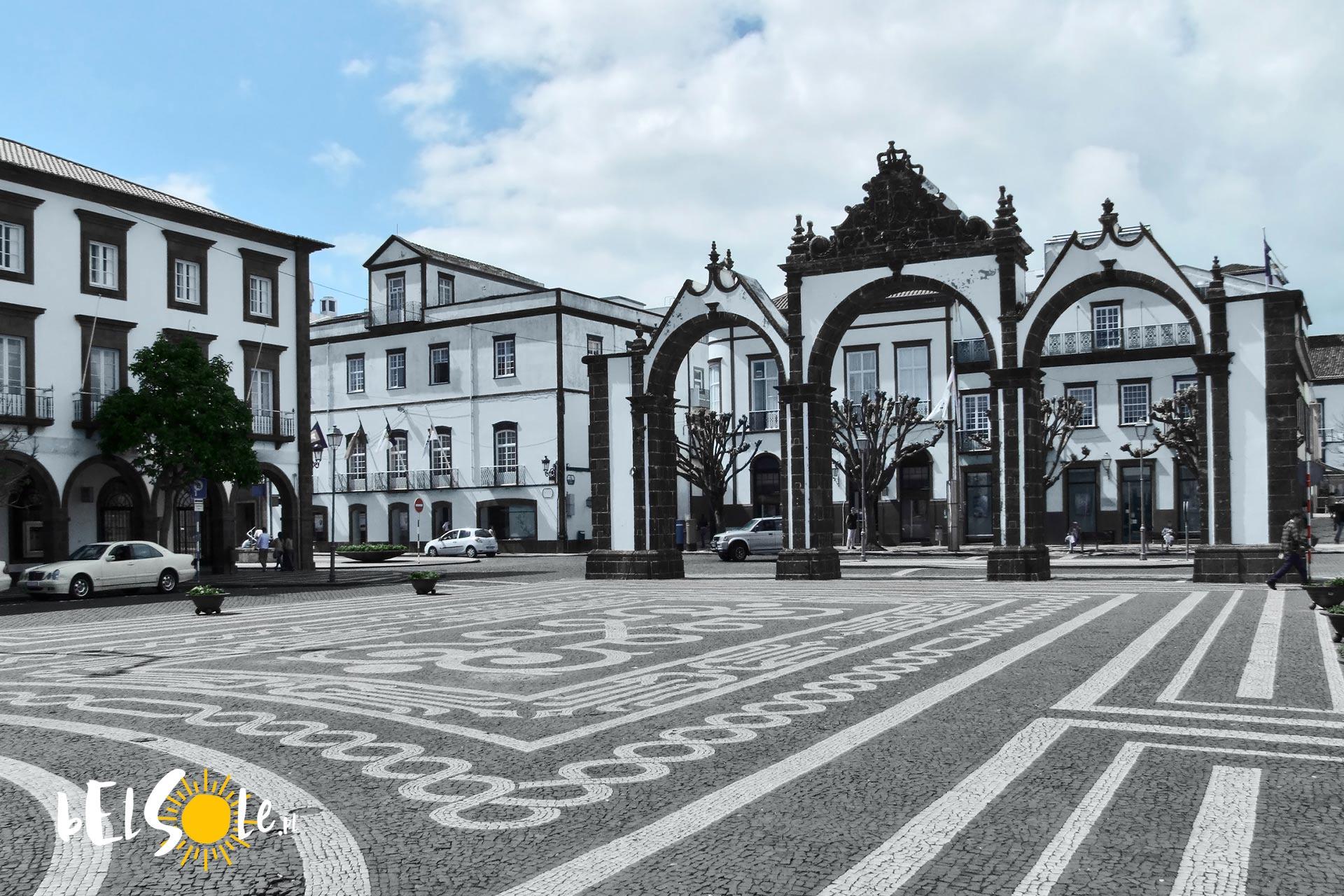 Bramy Ponta Delgada