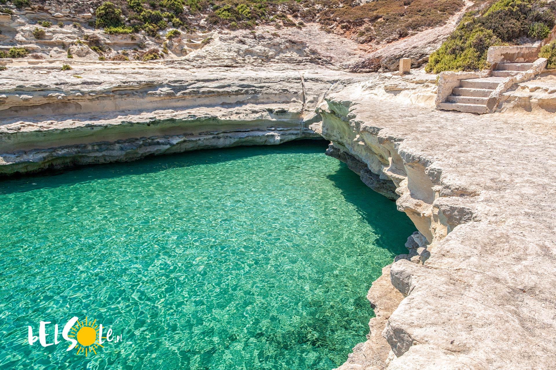 st peter pool baseny malta