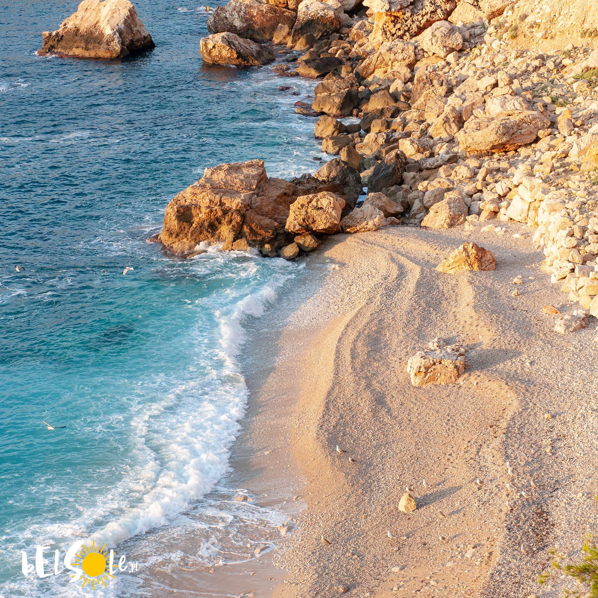 ambolo plaża
