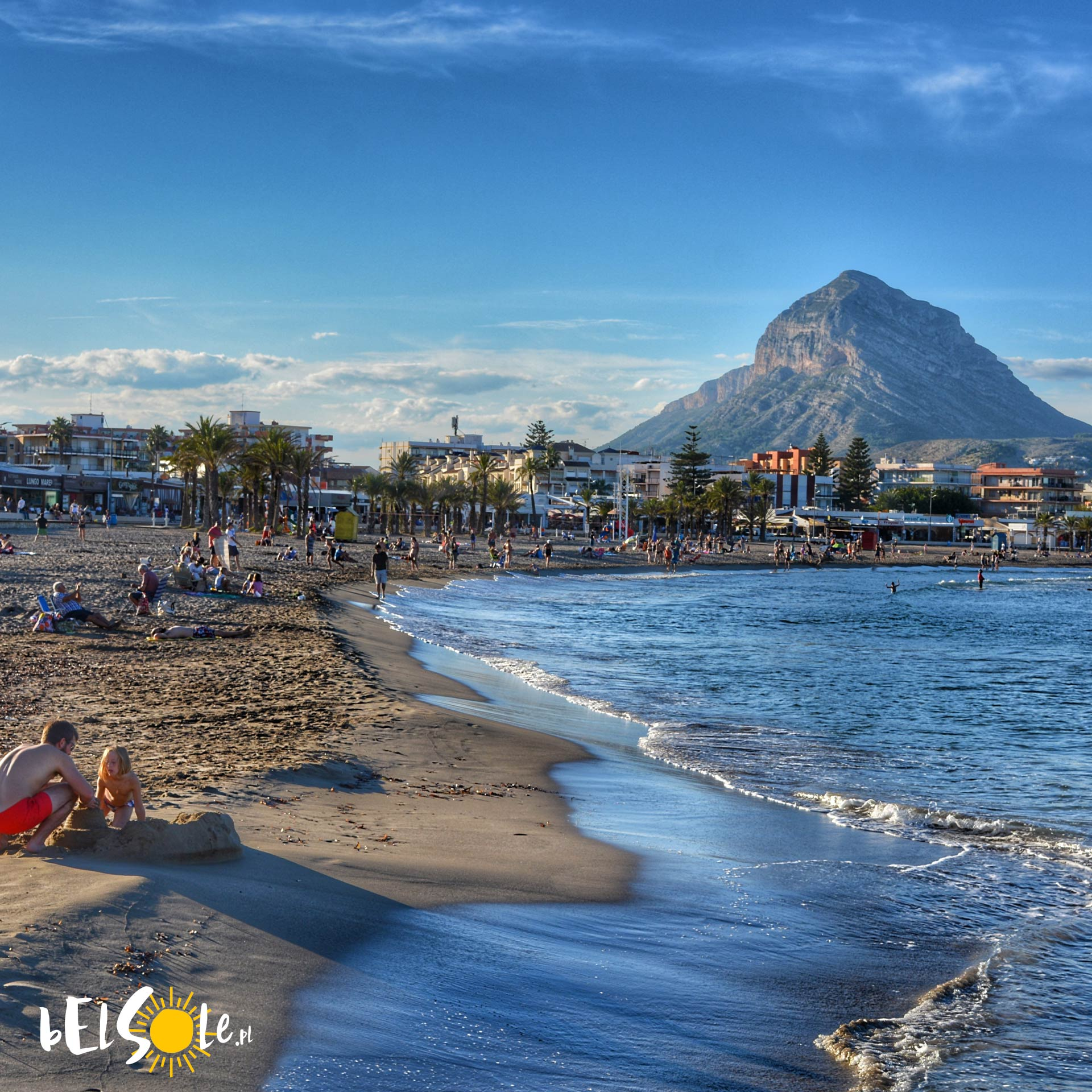 arenal plaża