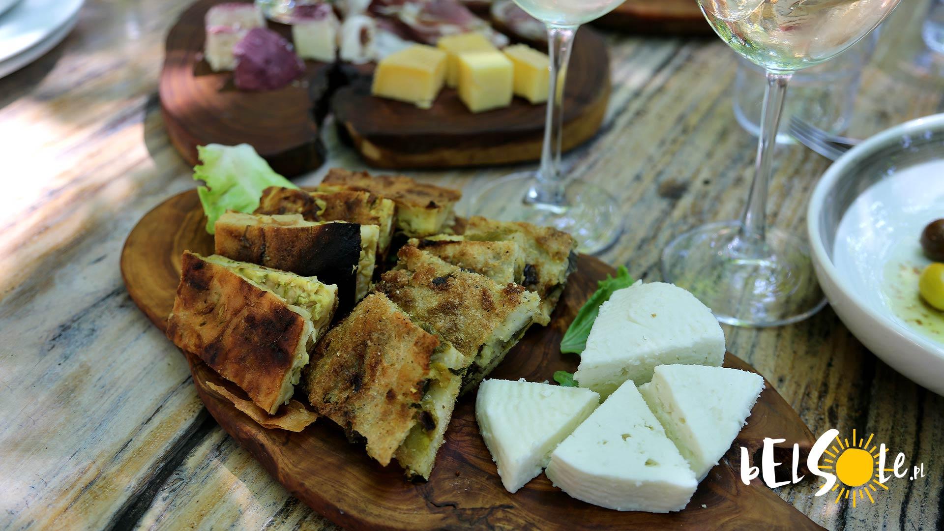 co zjeść w Albanii