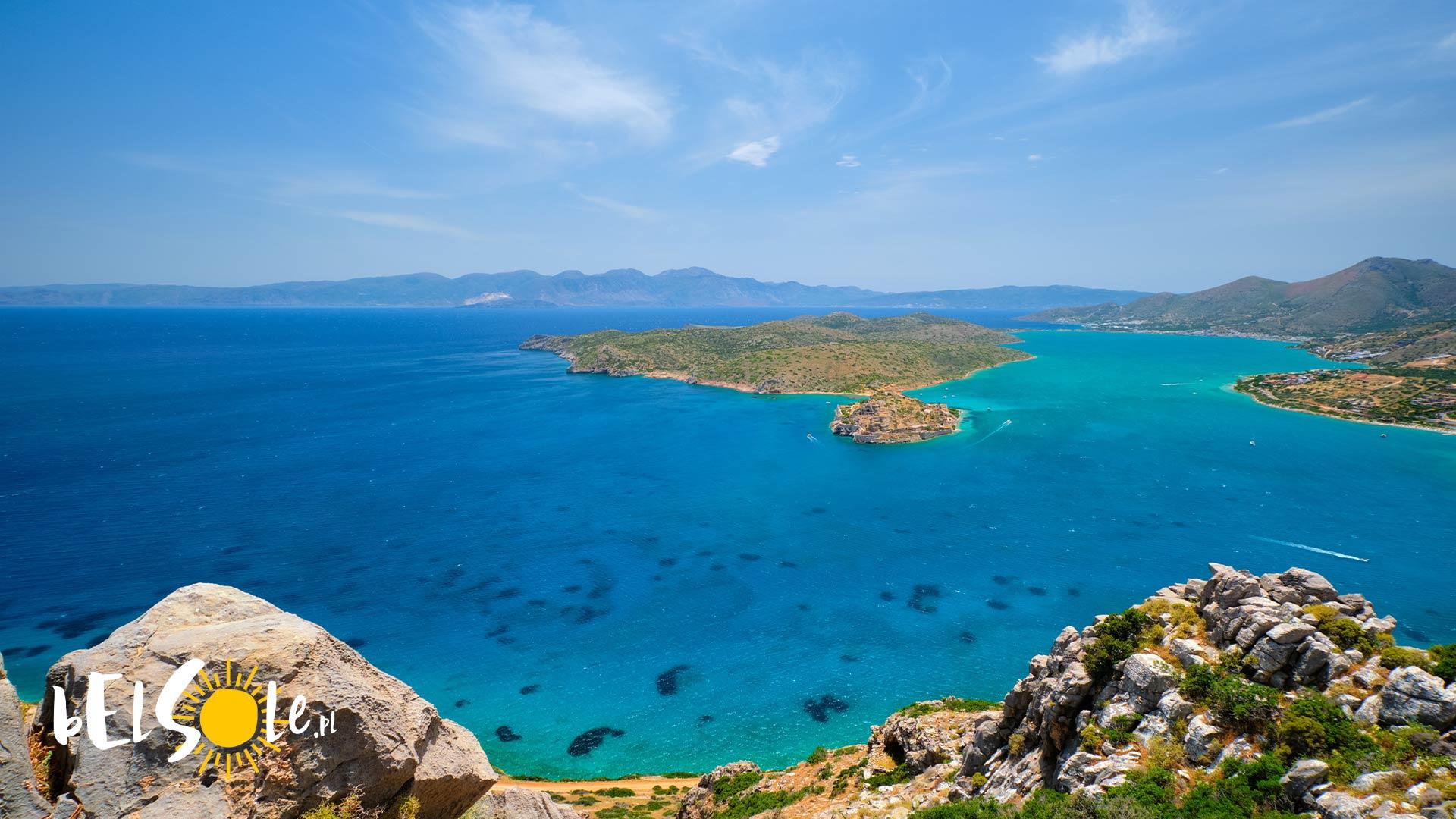 gdzie leży Kreta