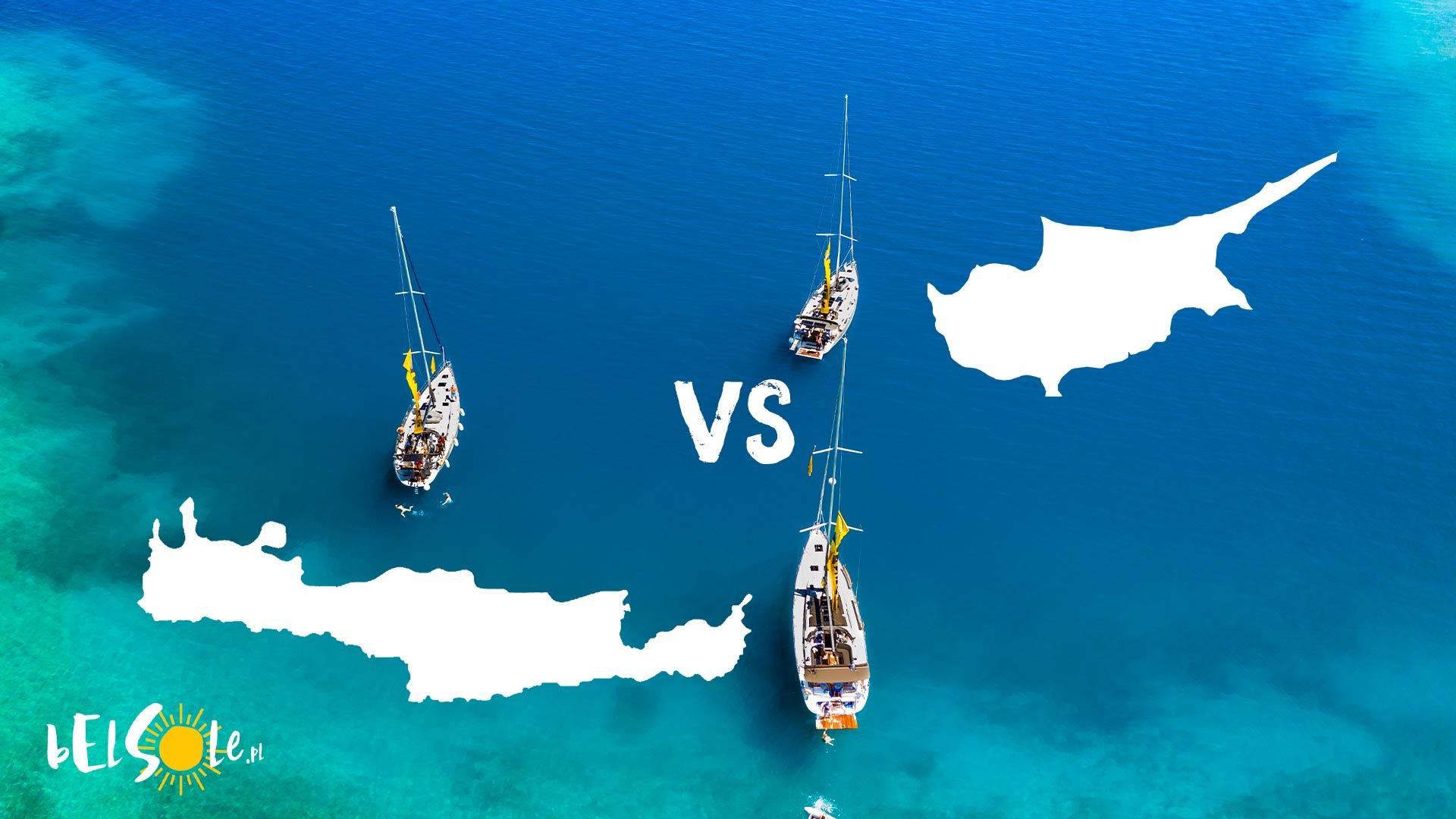 Kreta czy Cypr