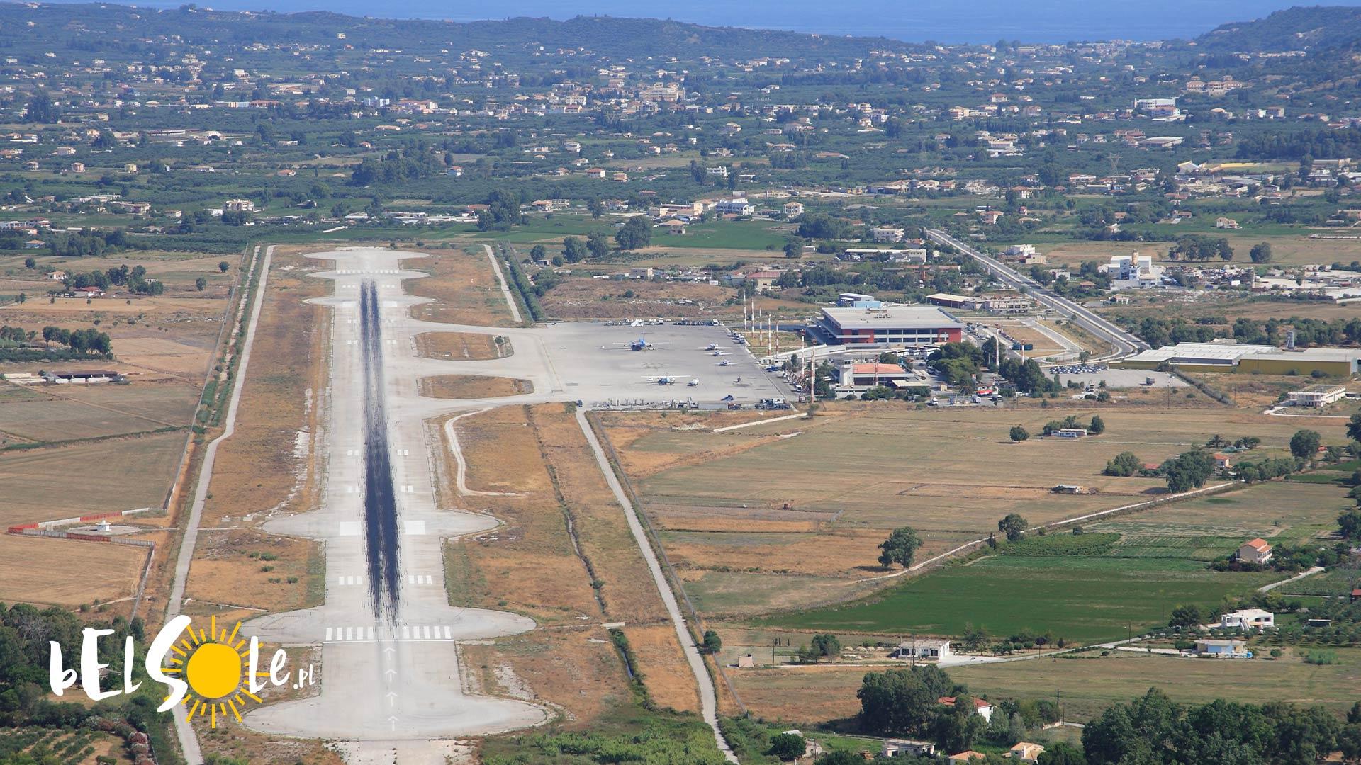 lotnisko Zakynthos