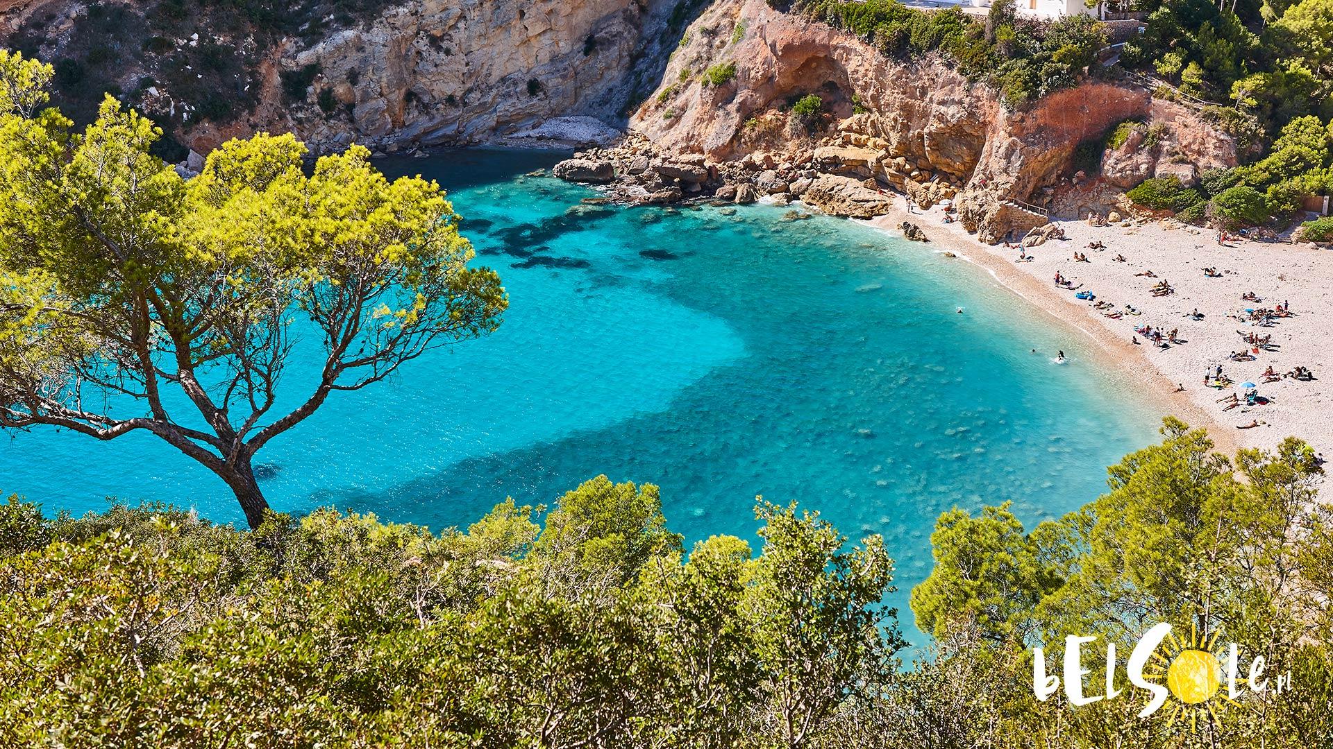 najlepsze plaże na Costa Blanca