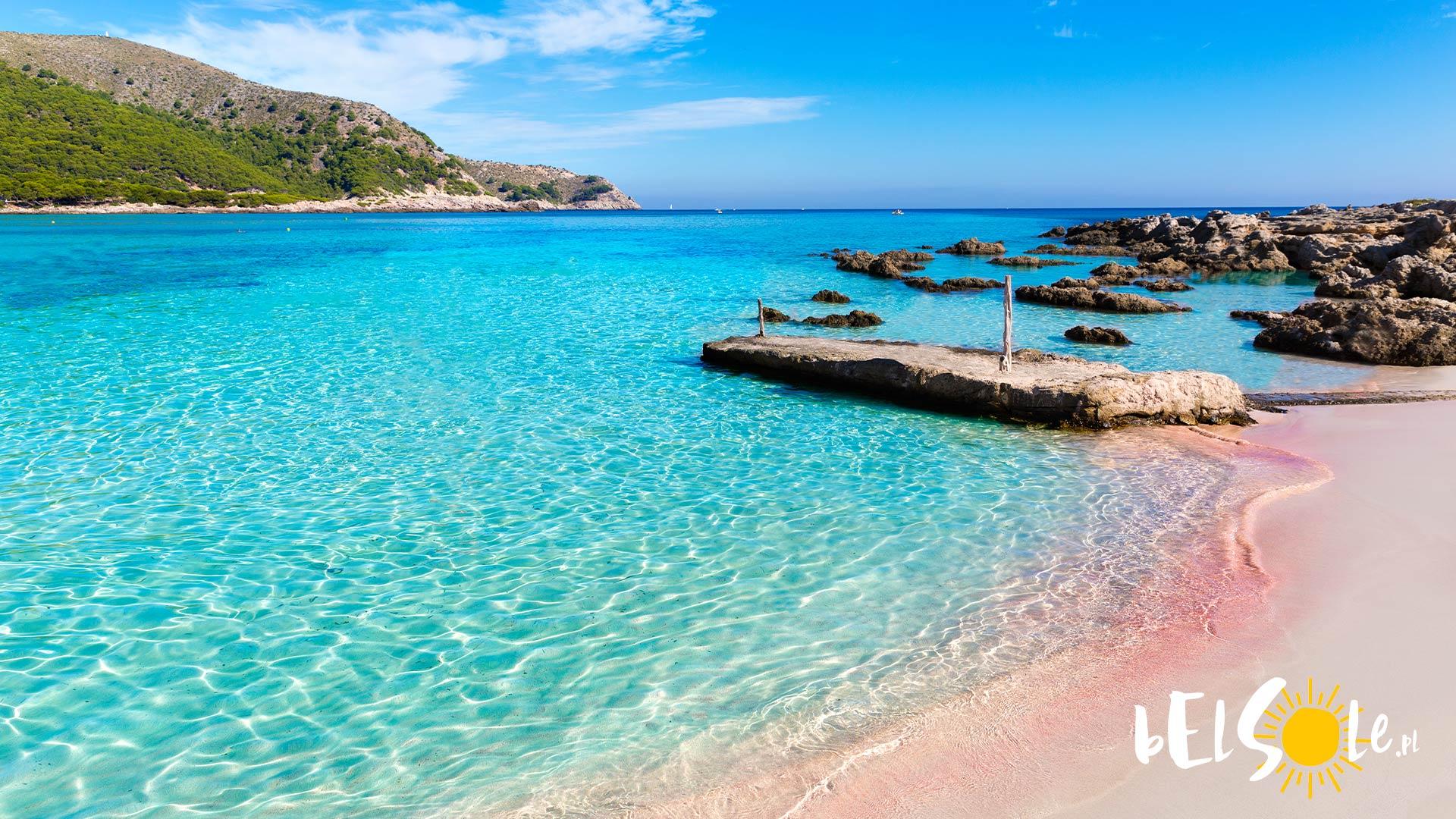 najlepsze plaże na Majorce